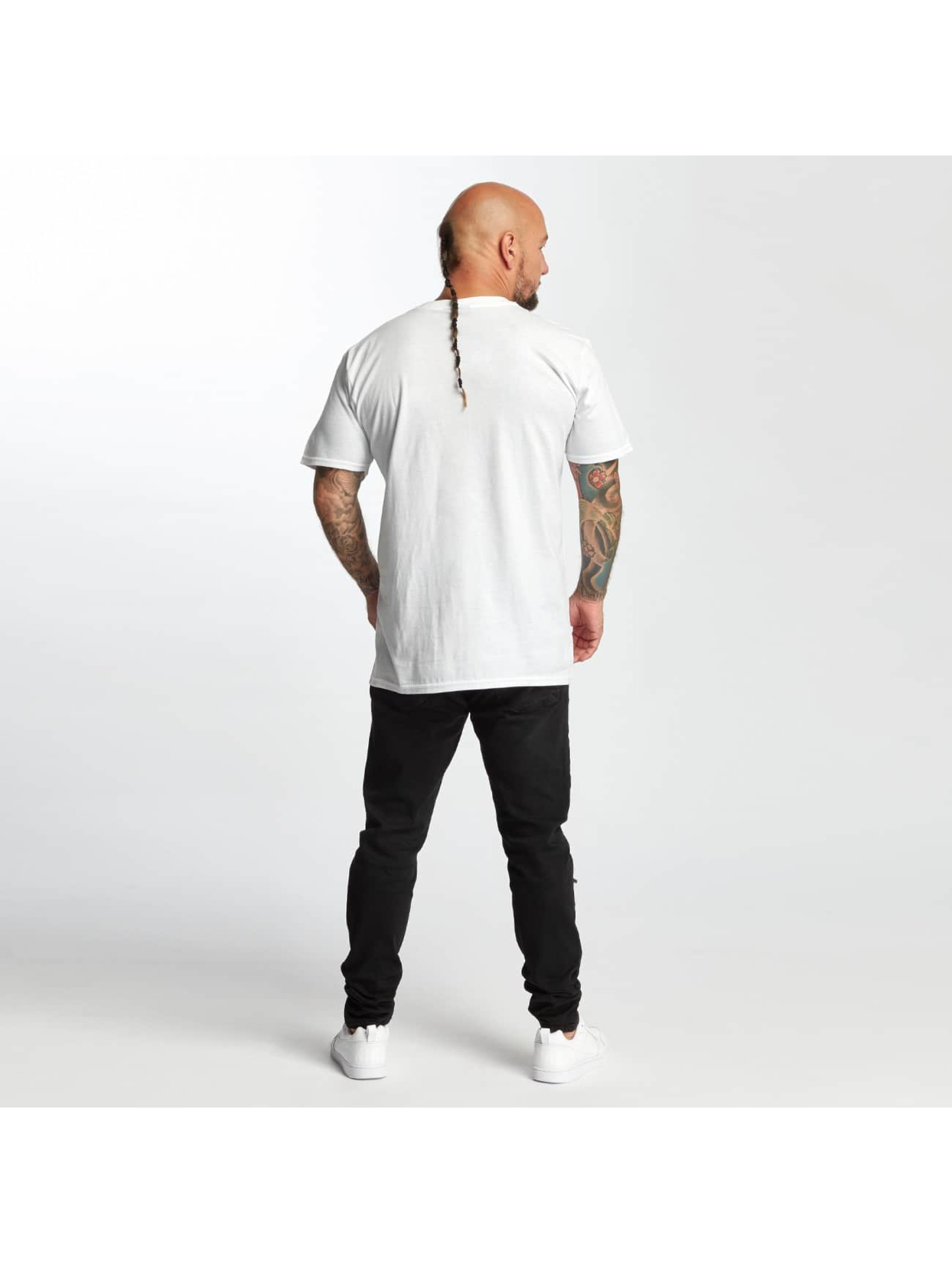 I Love Tattoo T-Shirty TPM bialy