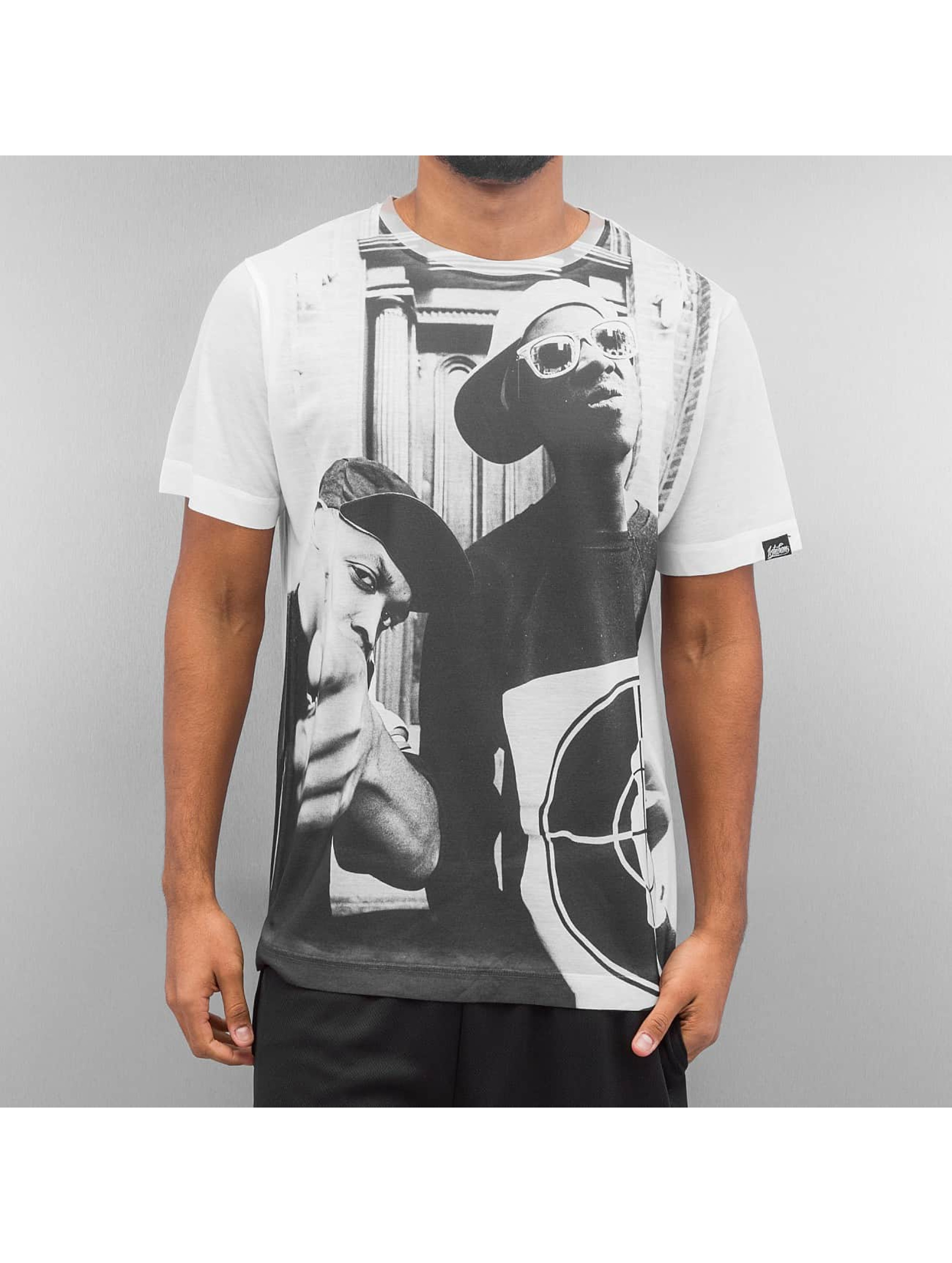 Ichiban T-Shirt Hip Hop New York 82 white