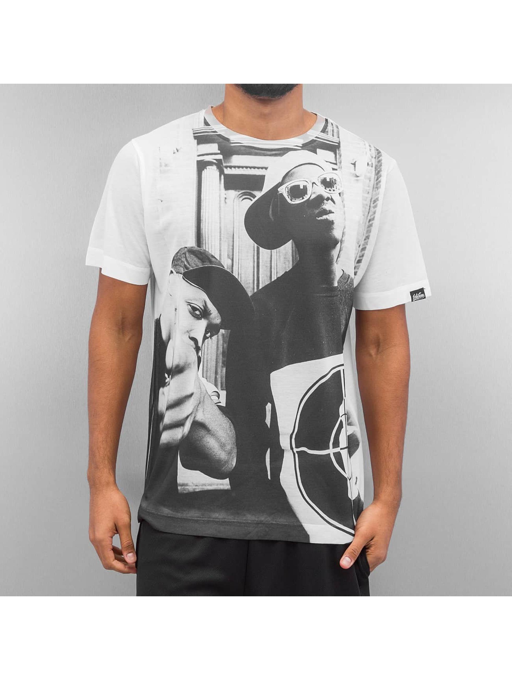 Ichiban t-shirt Hip Hop New York 82 wit