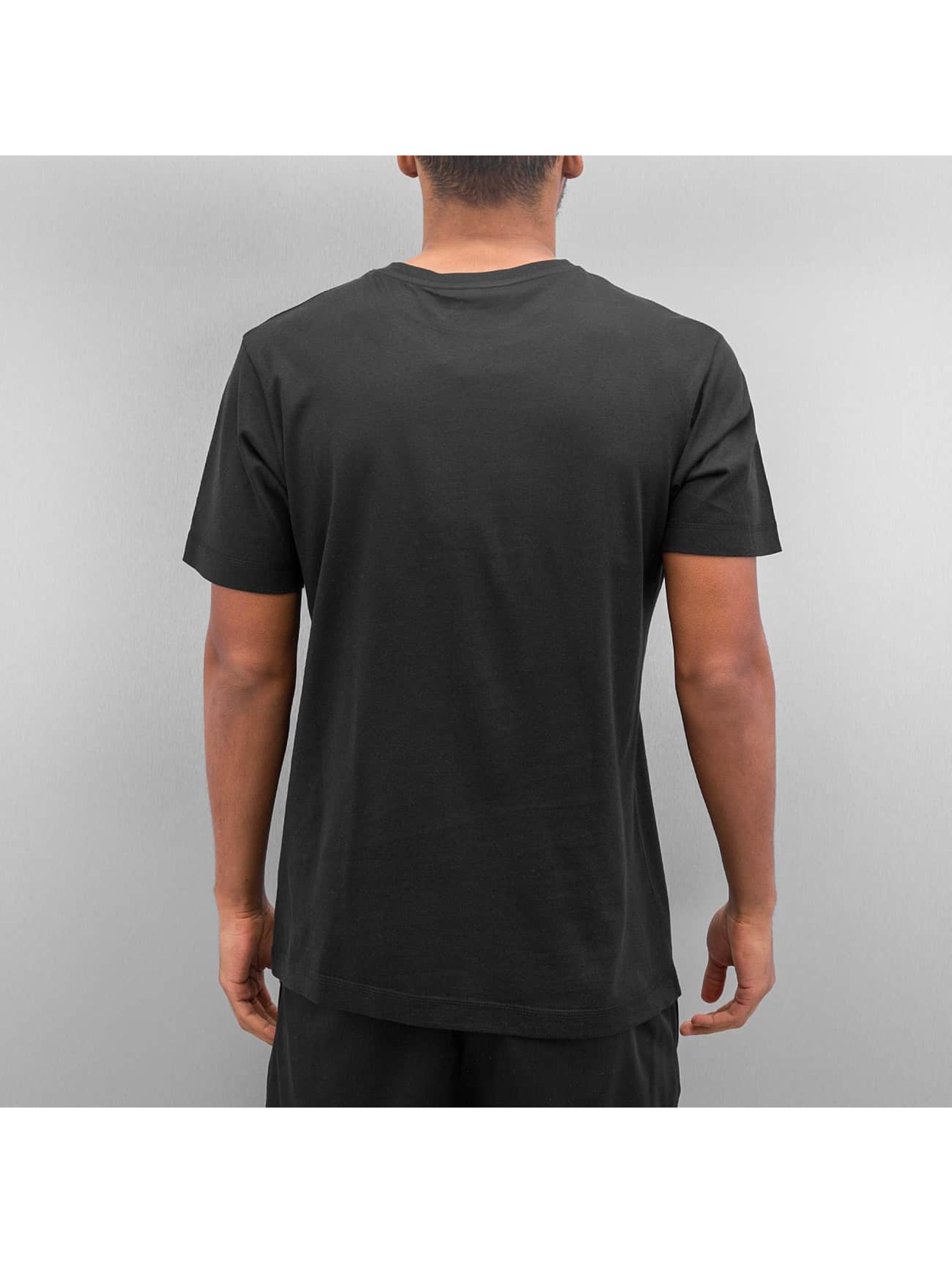 Ichiban t-shirt Floral Gun zwart