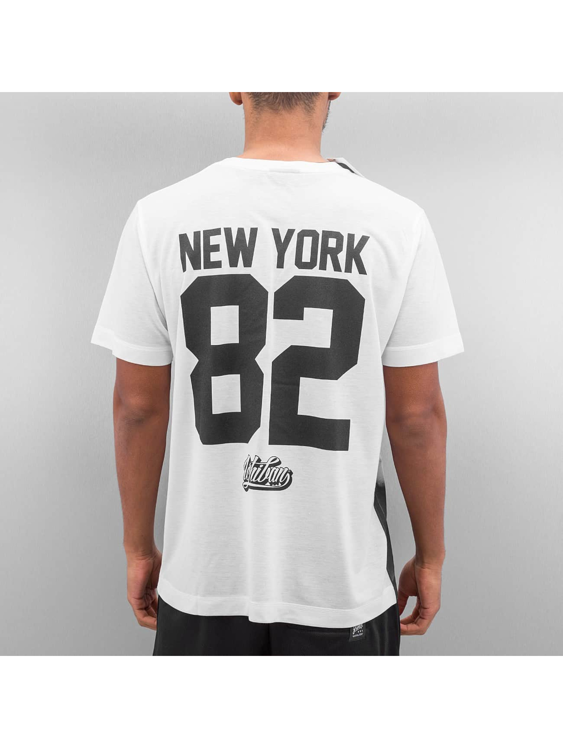 Ichiban T-Shirty Hip Hop New York 82 bialy