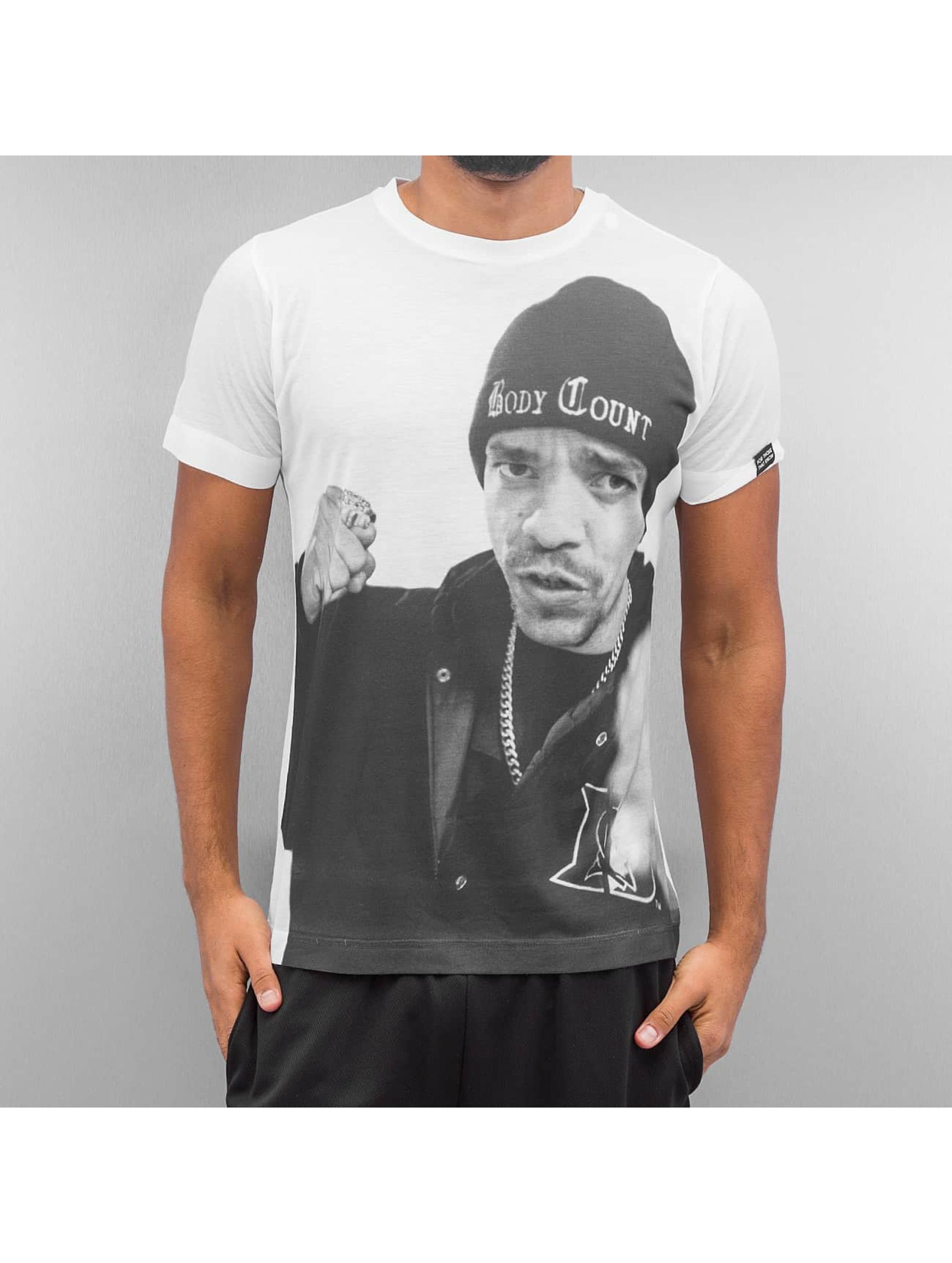 Ichiban T-skjorter Hip Hop New Jersey 58 hvit