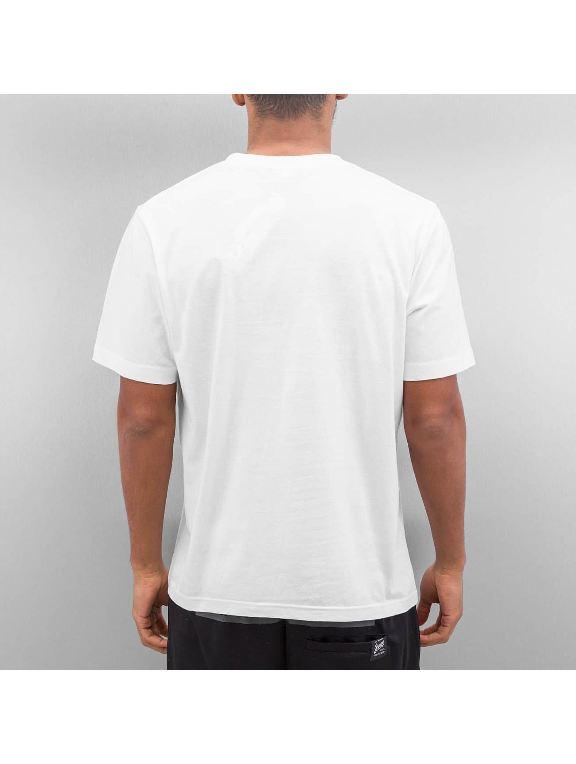 Ichiban T-skjorter Make It Rain hvit
