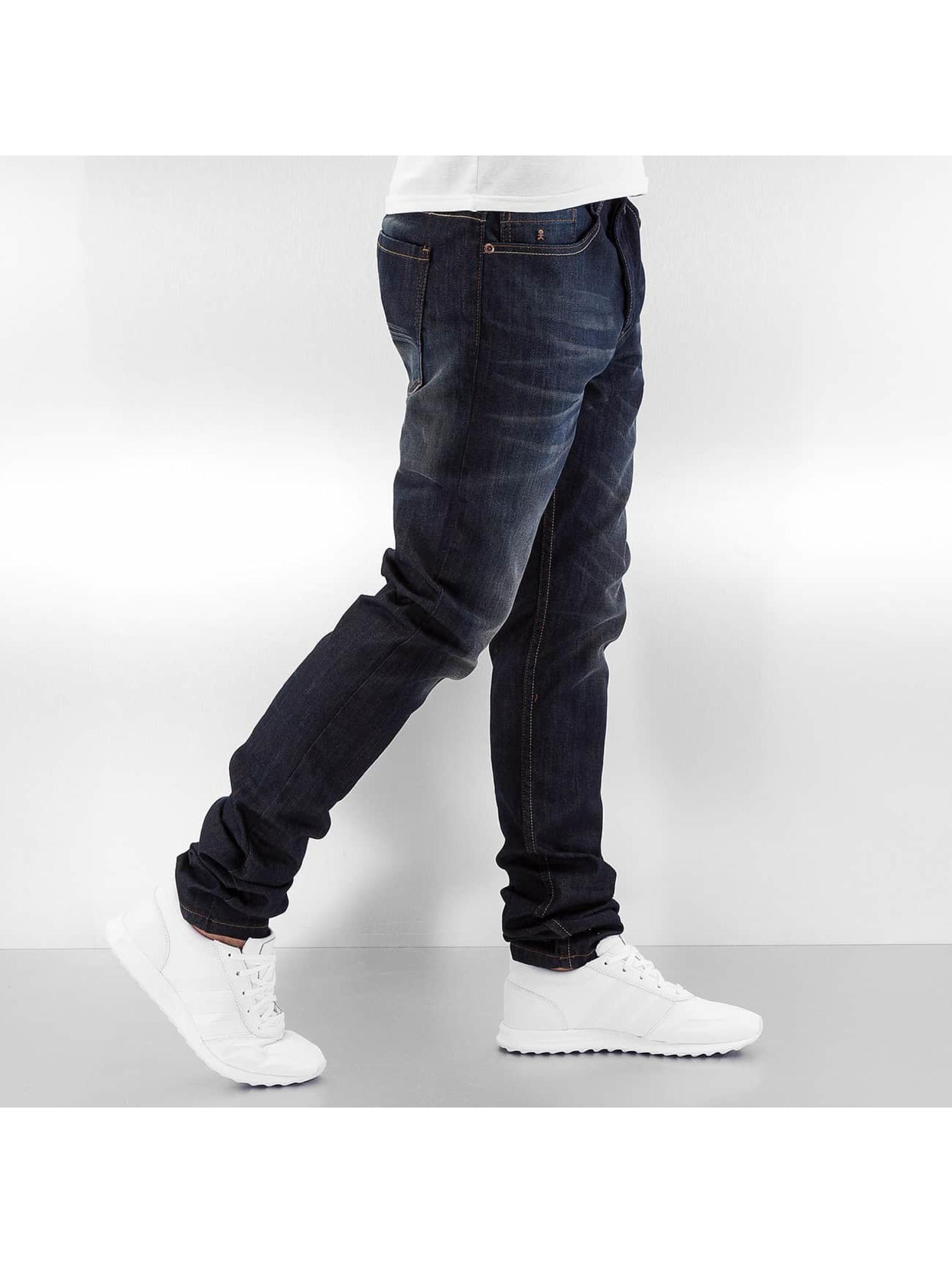 ID Denim Облегающие джинсы Almaty синий