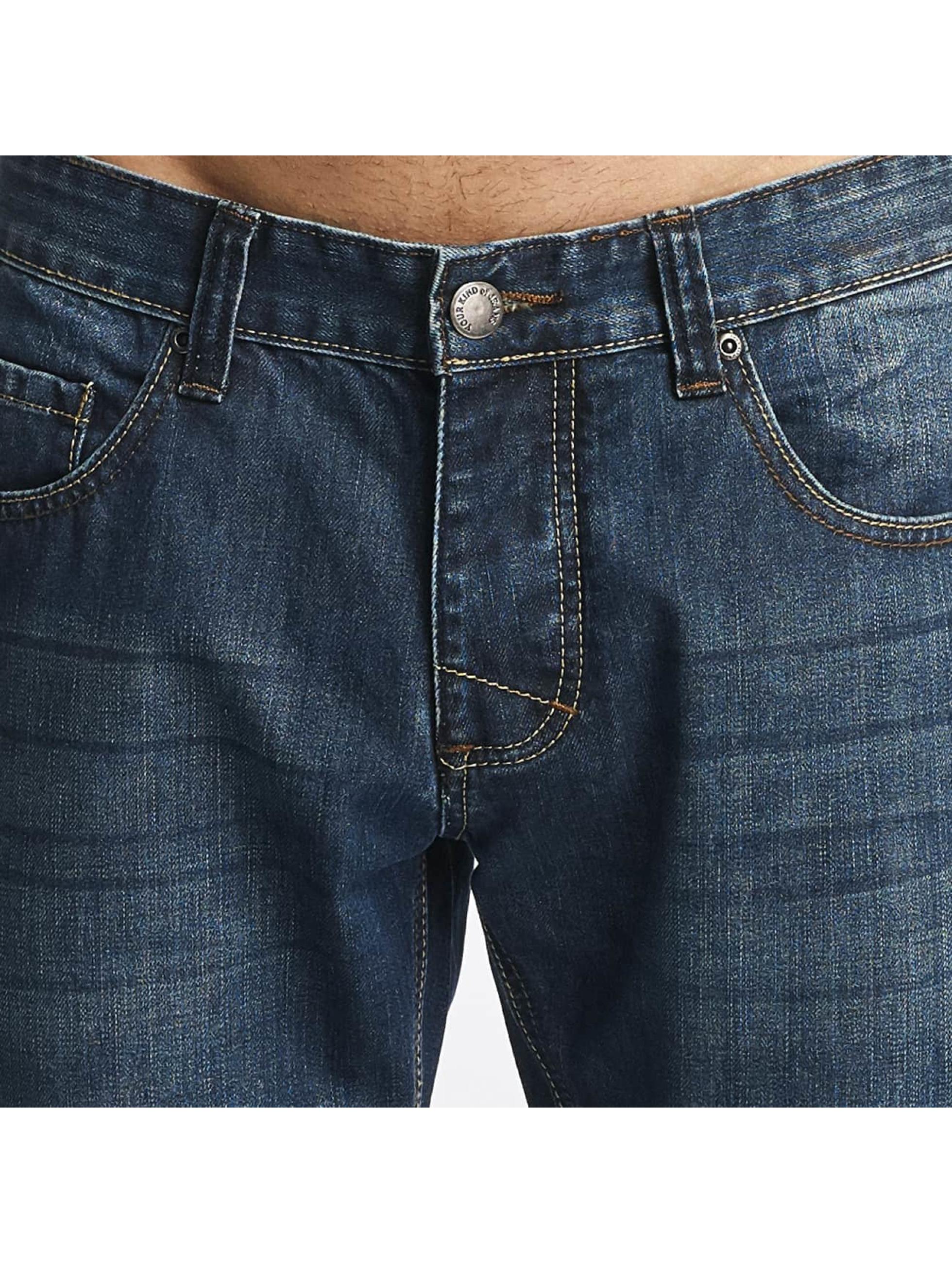 ID Denim Dżinsy straight fit Jakes niebieski