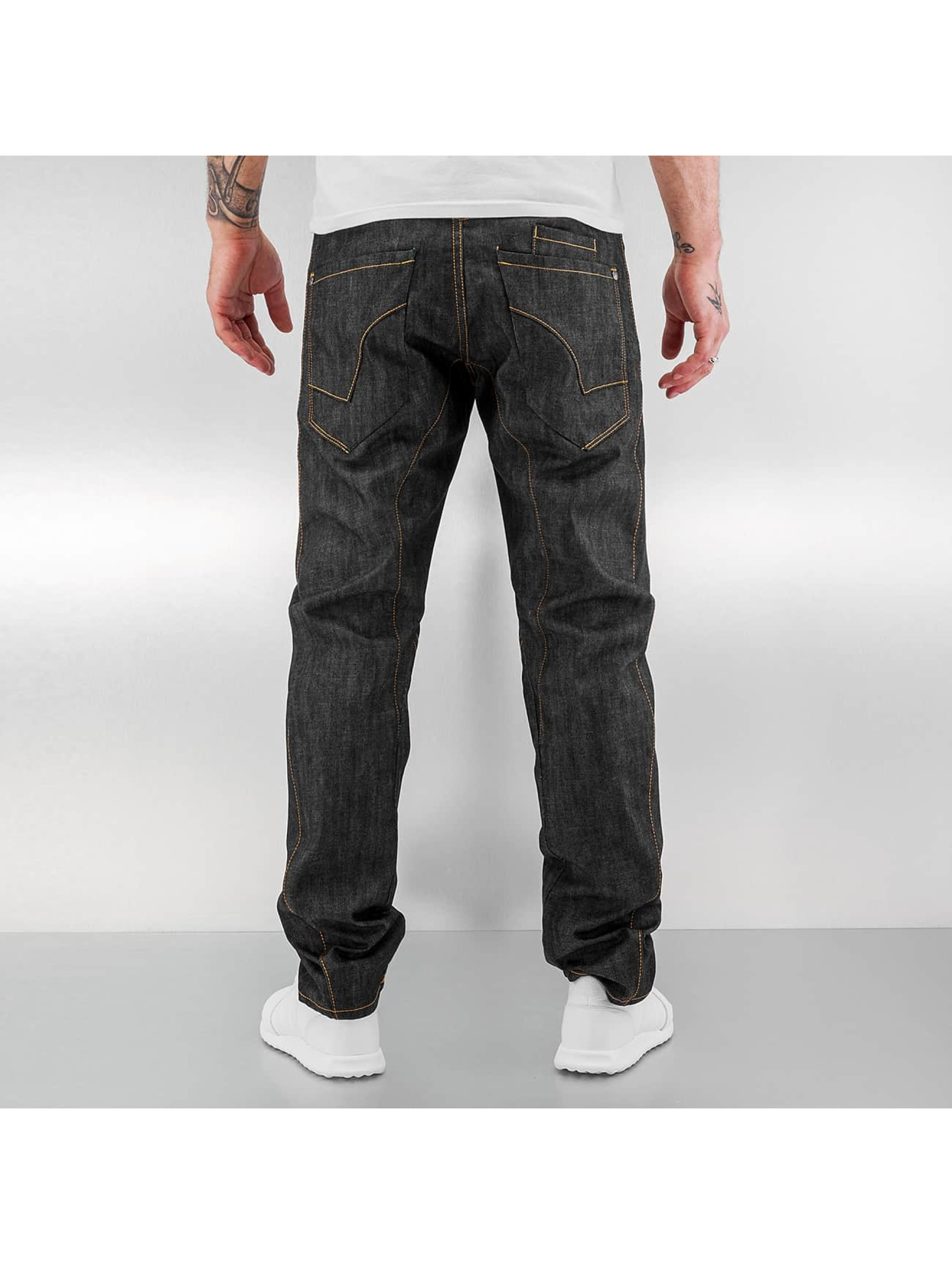 ID Denim Jean carotte antifit Fargo bleu