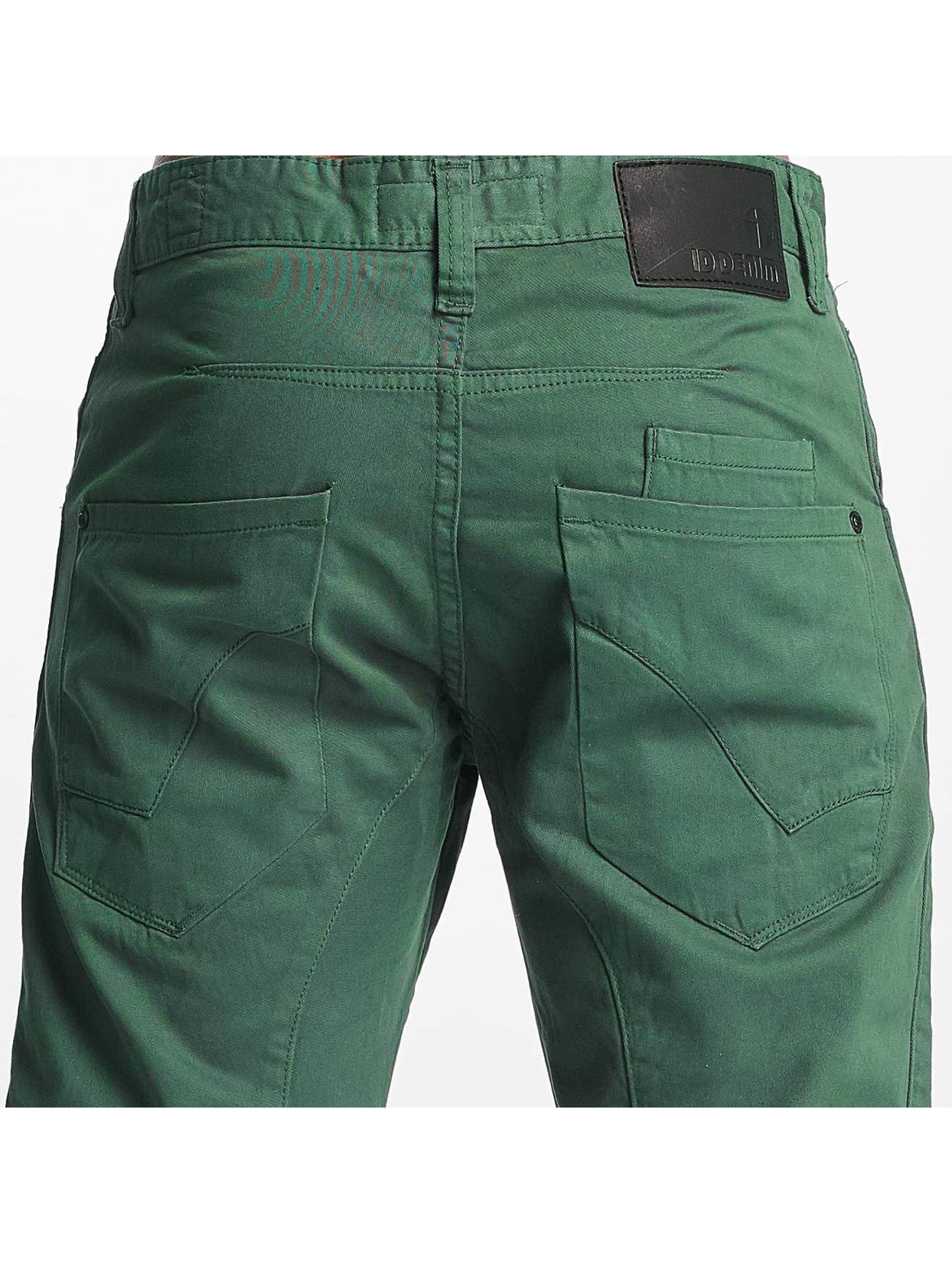 ID Denim Loose fit jeans Fargo groen