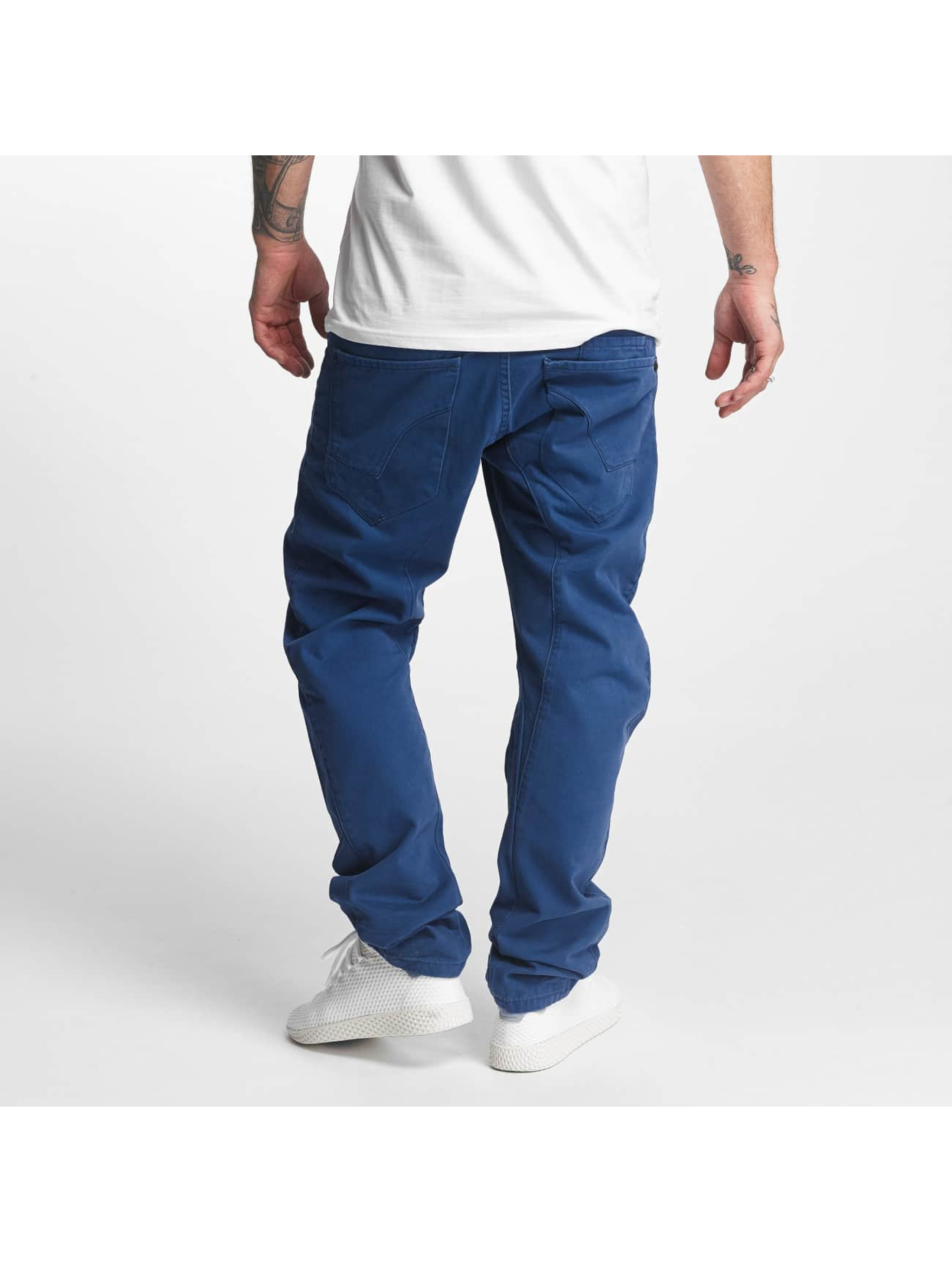 ID Denim Loose Fit Jeans Fargo niebieski