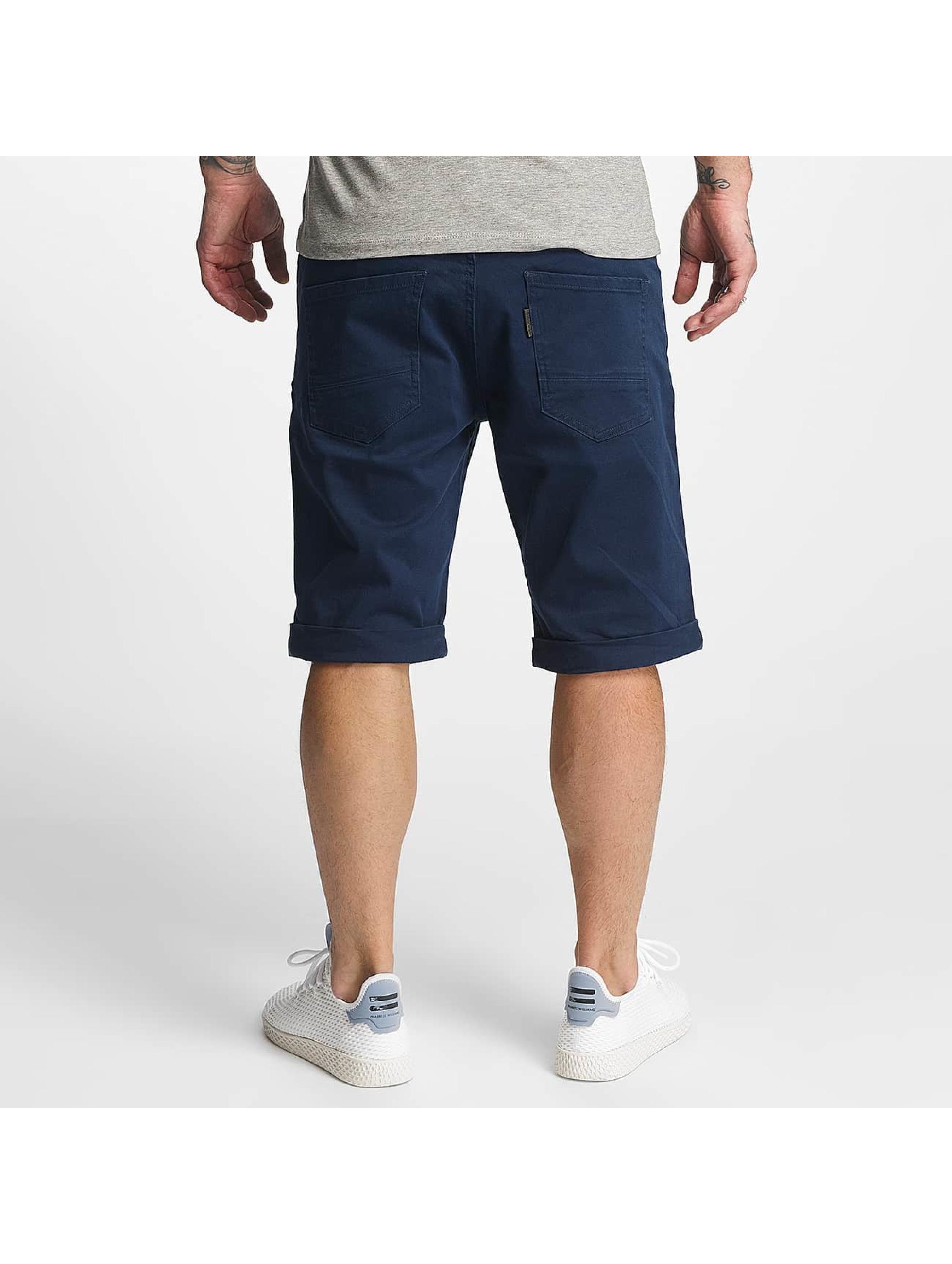 ID Denim Shorts Twill blå