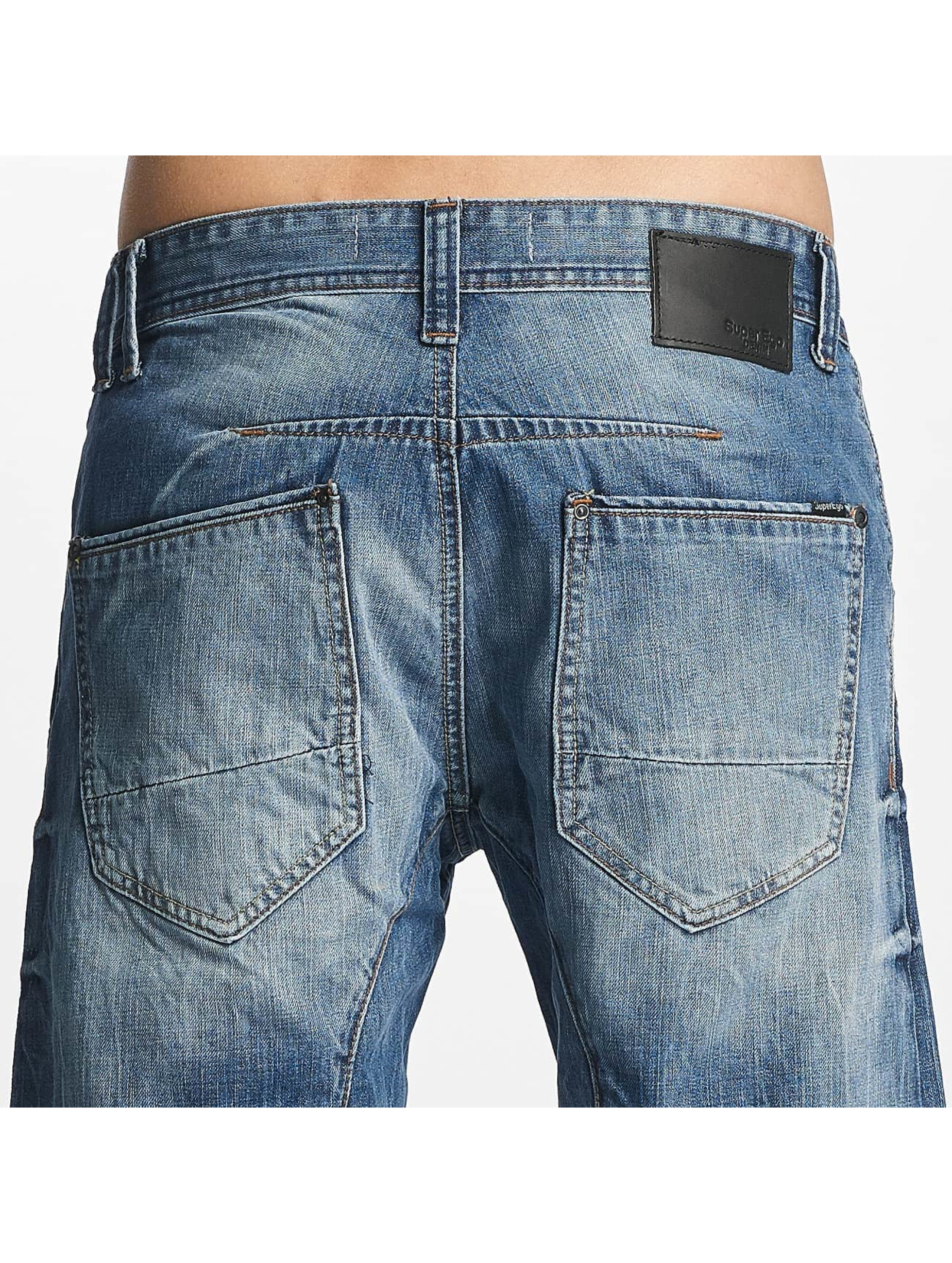 ID Denim Shorts Denim blau