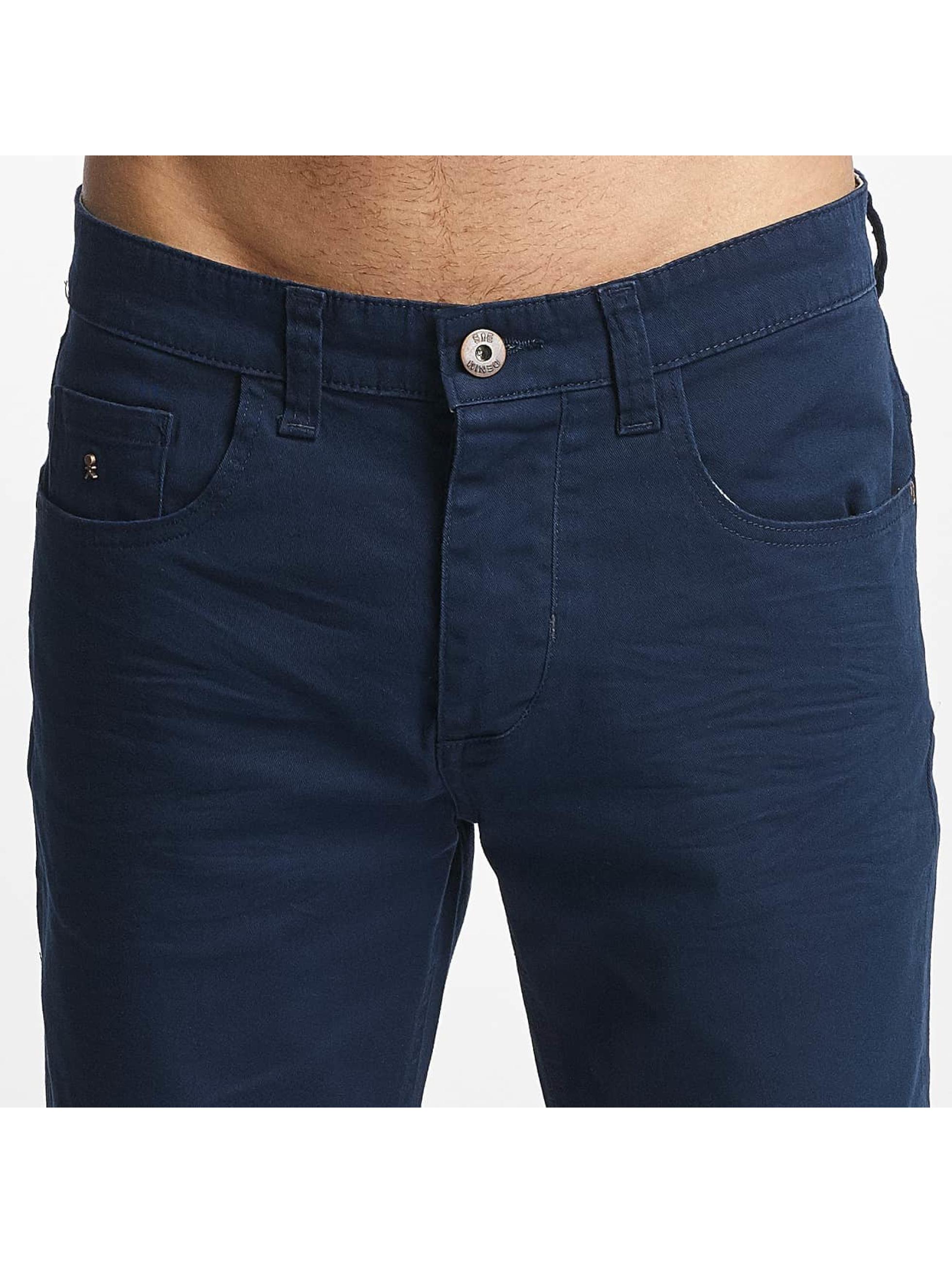 ID Denim shorts Twill blauw