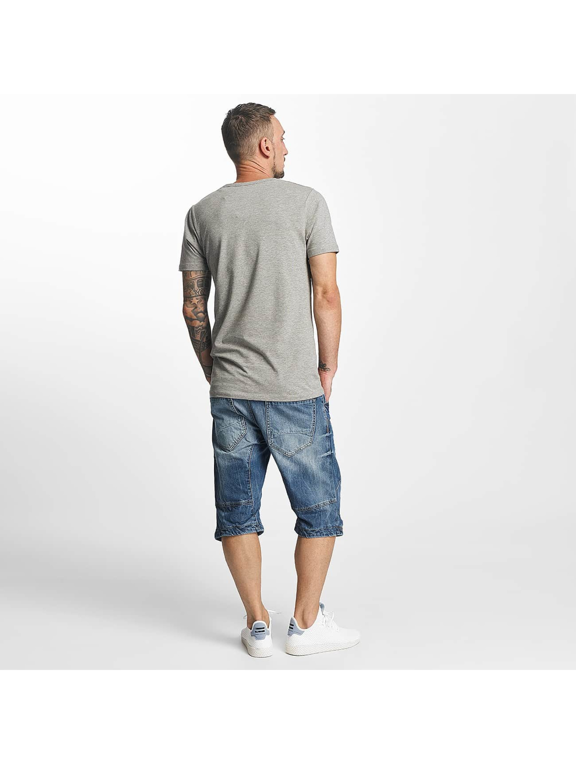 ID Denim shorts Denim blauw