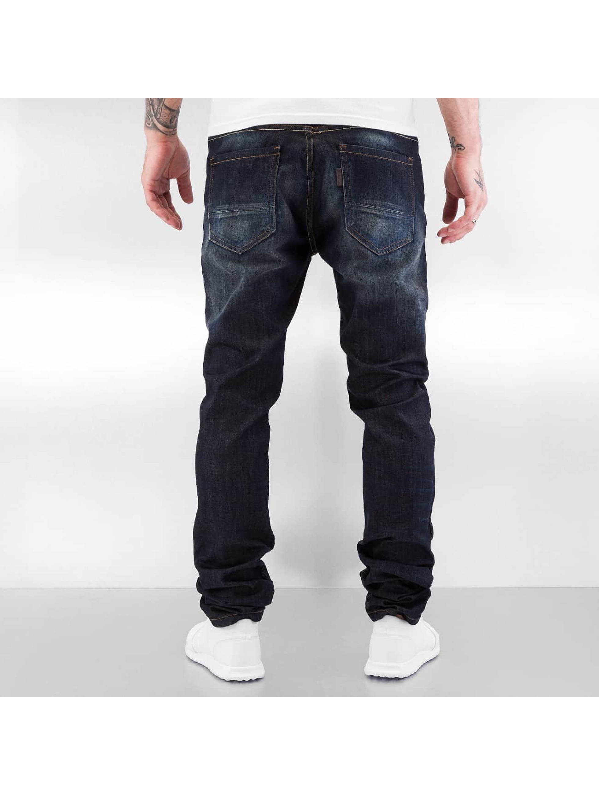 ID Denim Skinny Jeans Almaty niebieski
