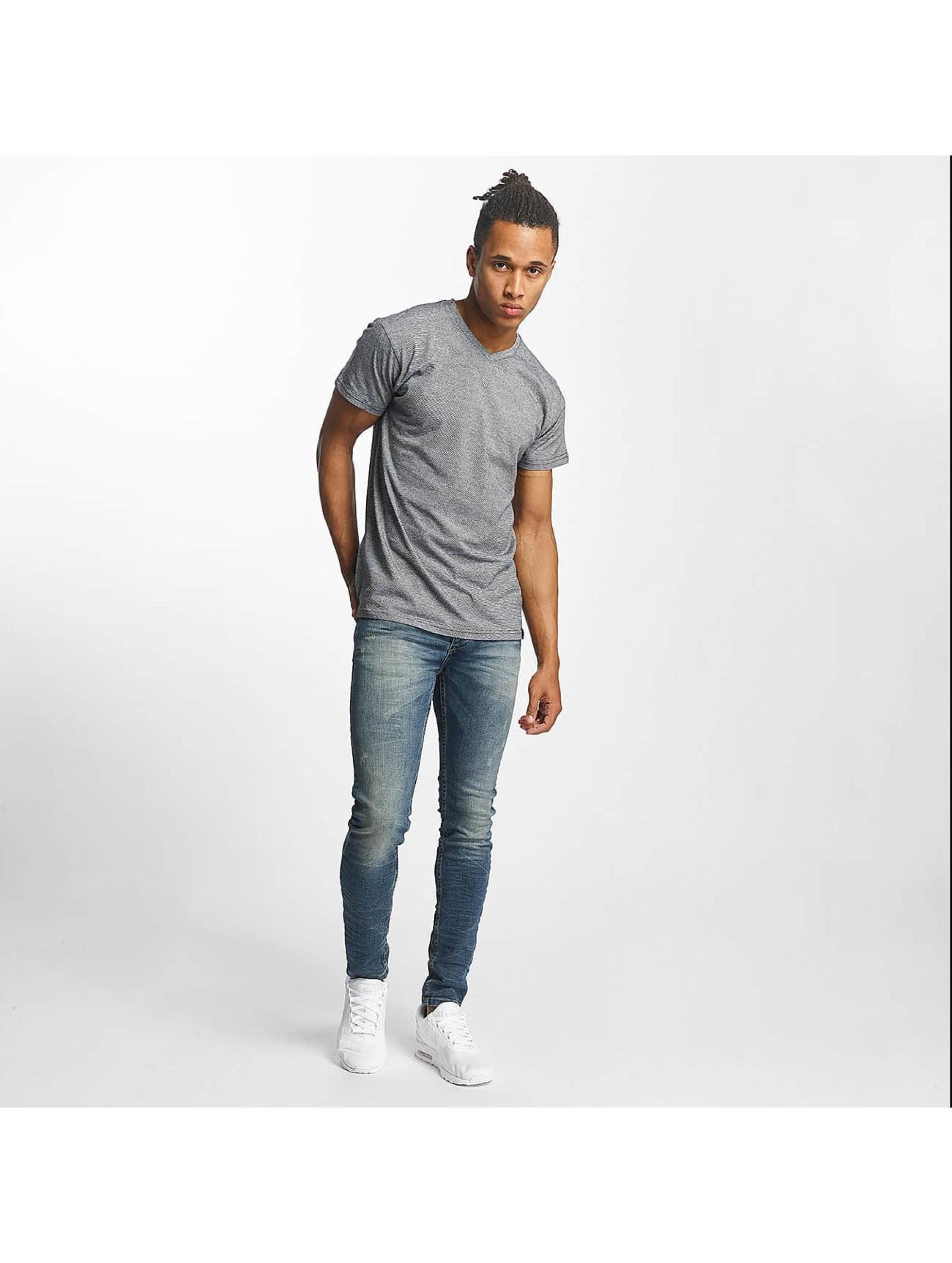 ID Denim Slim Fit Jeans Manoa blauw