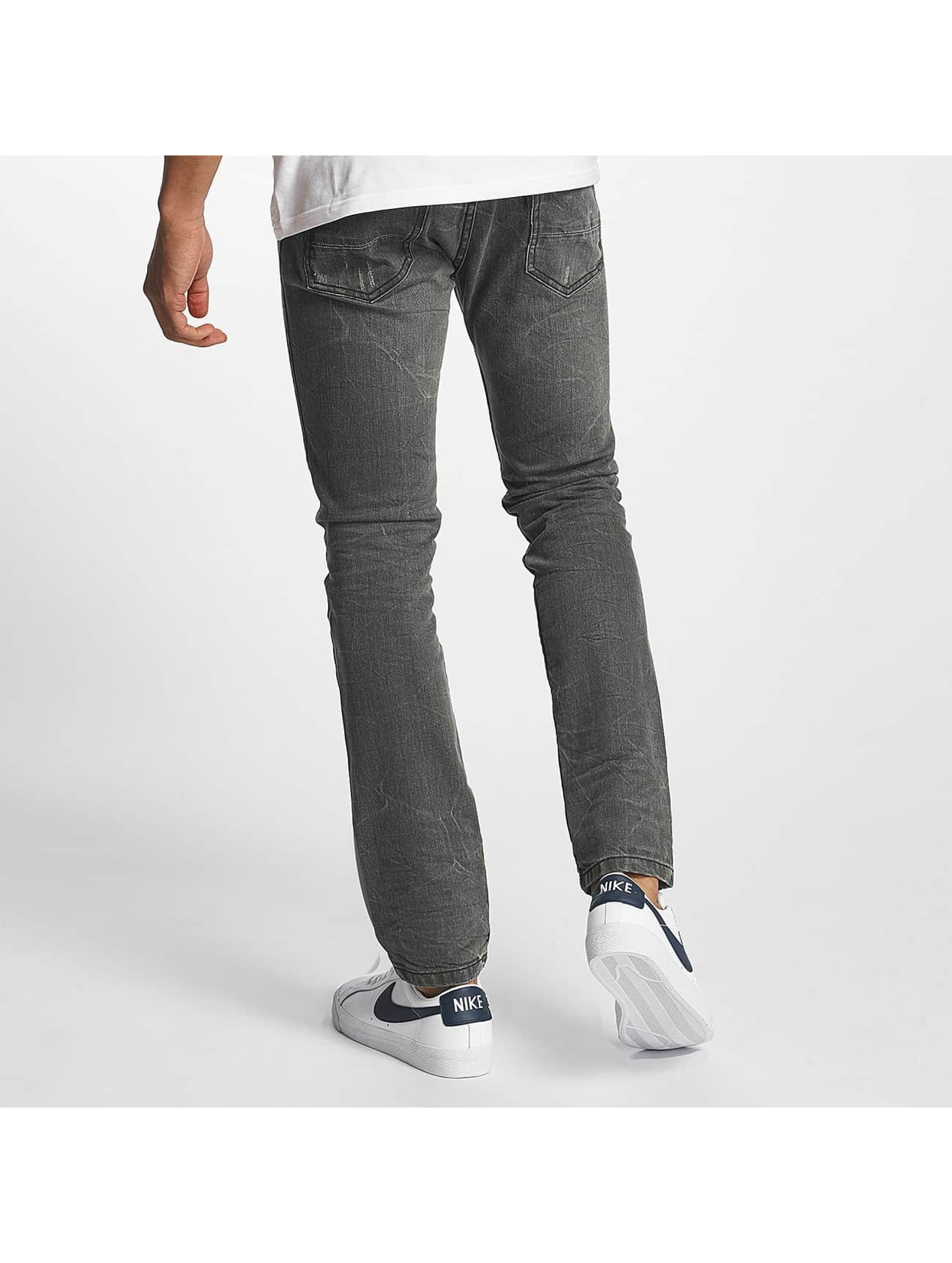 ID Denim Slim Fit Jeans Manuel gray