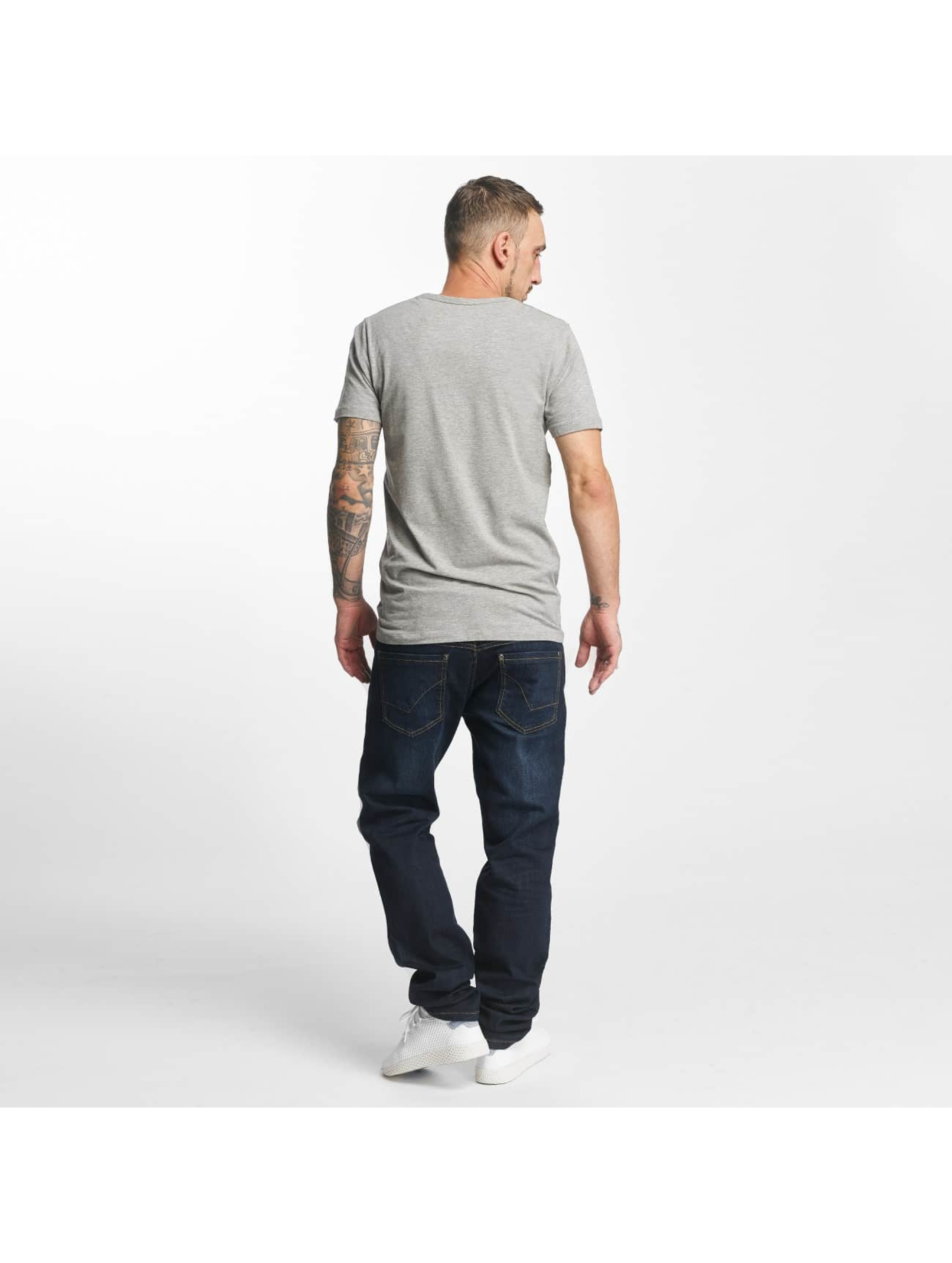 ID Denim Straight Fit farkut Basic sininen