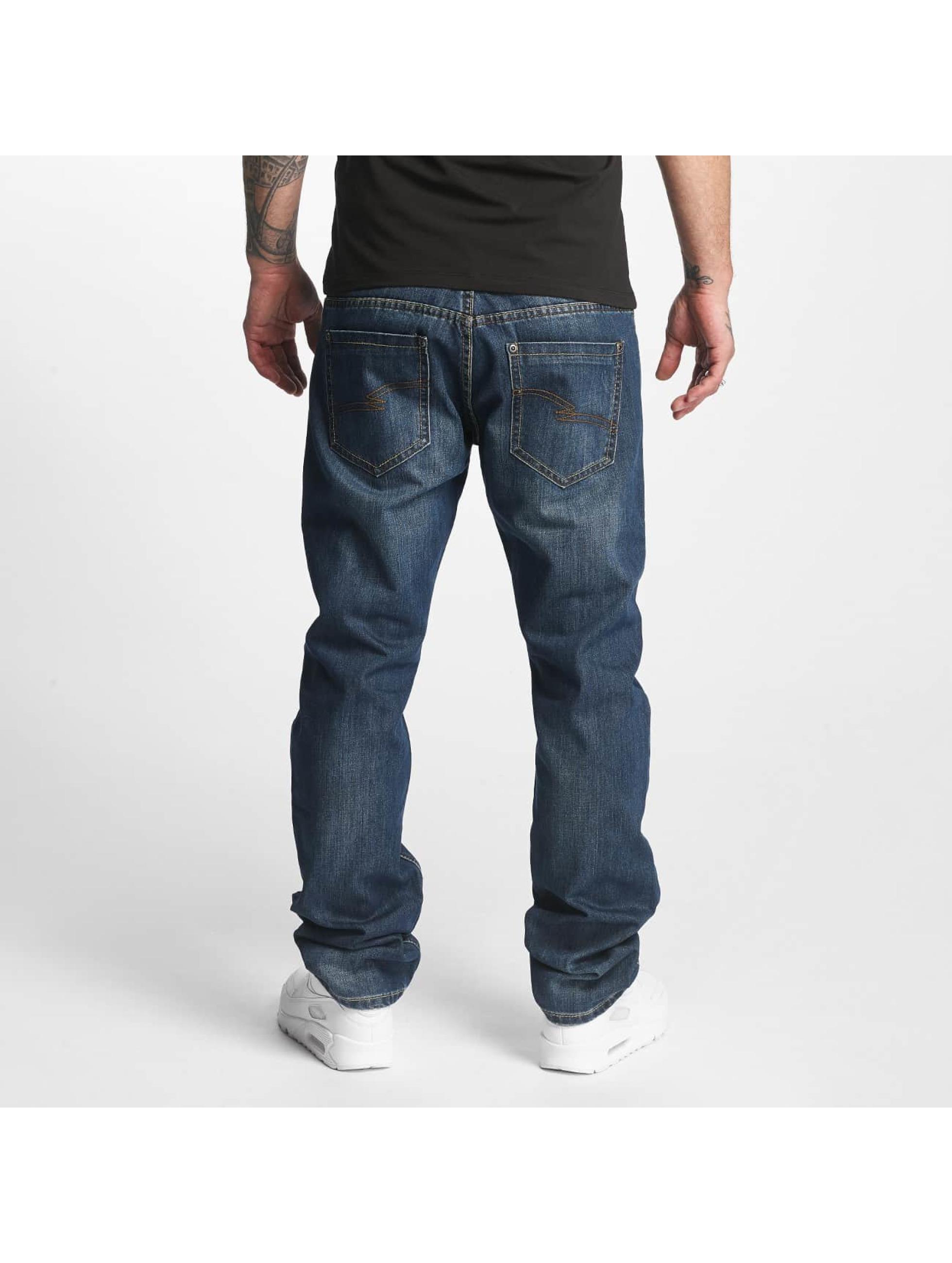 ID Denim Straight fit jeans Jakes blauw