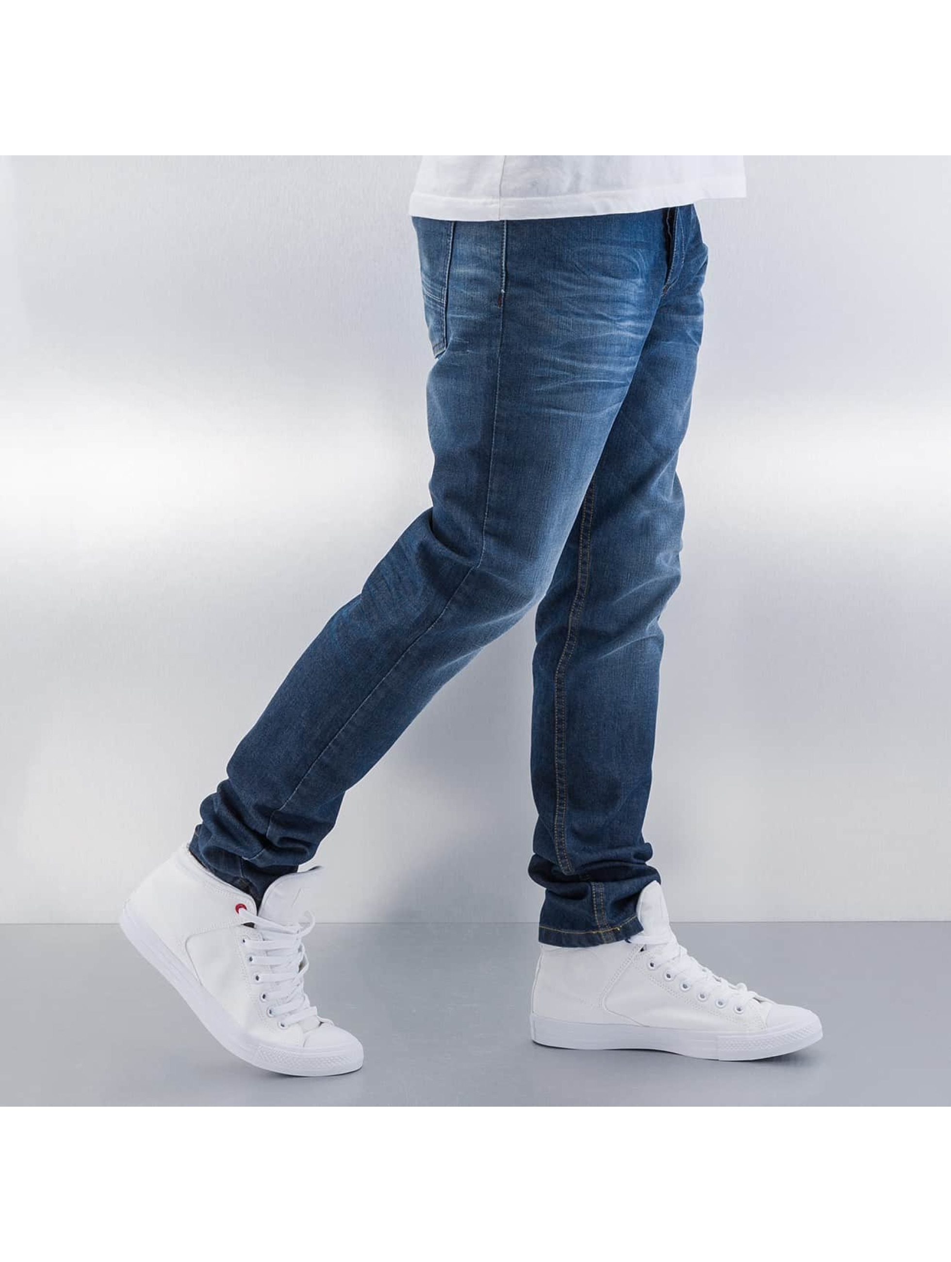 ID Denim Straight Fit Jeans Regular blue