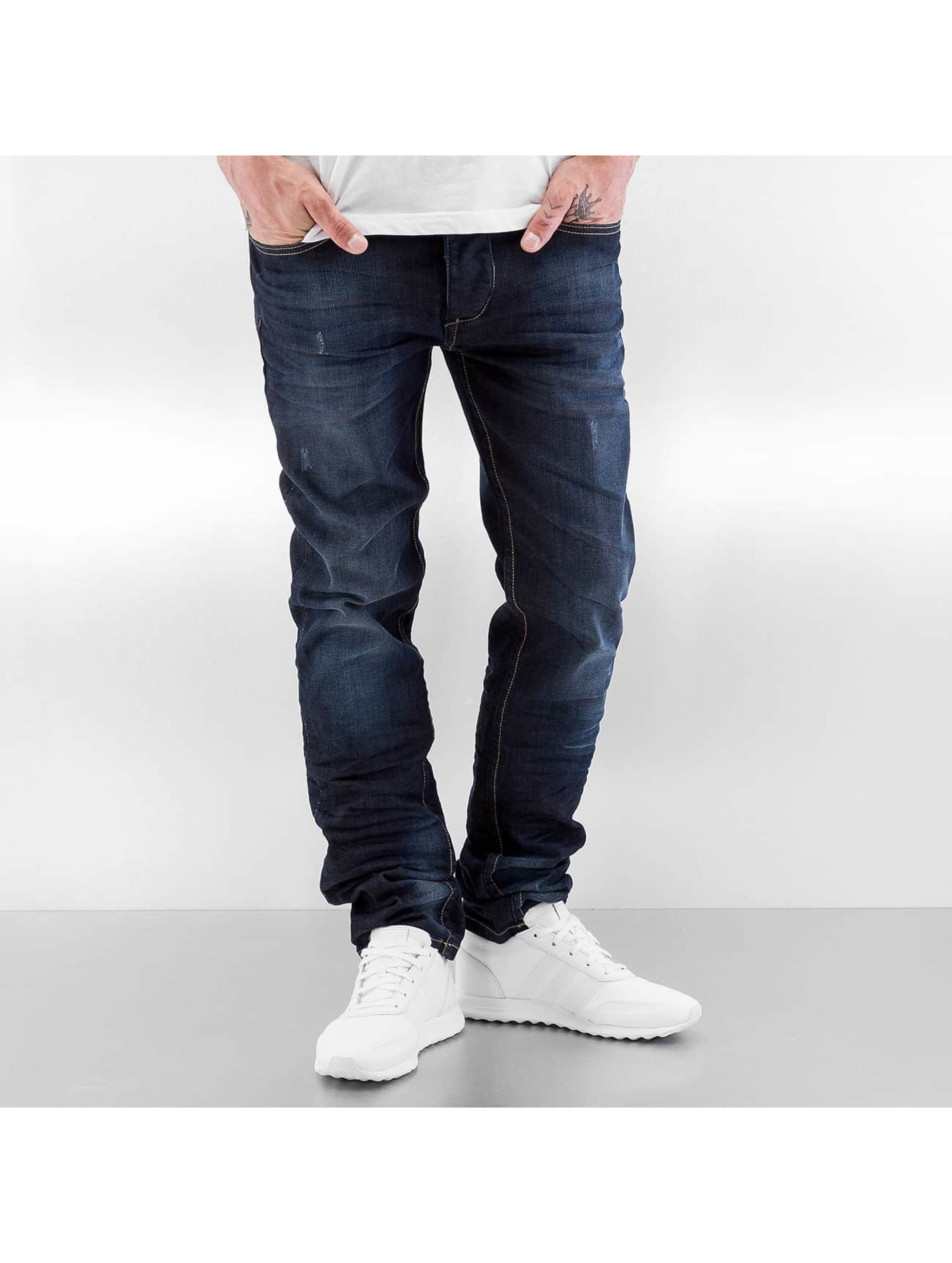 ID Denim Straight Fit Jeans Regular blue