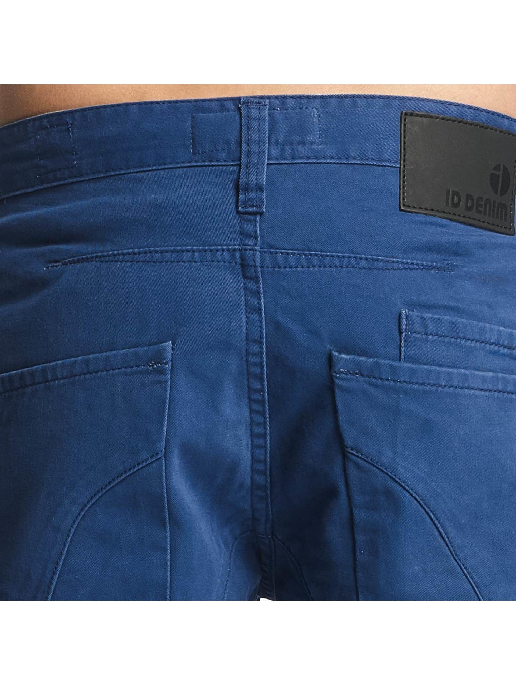 ID Denim Vaqueros anchos Fargo azul