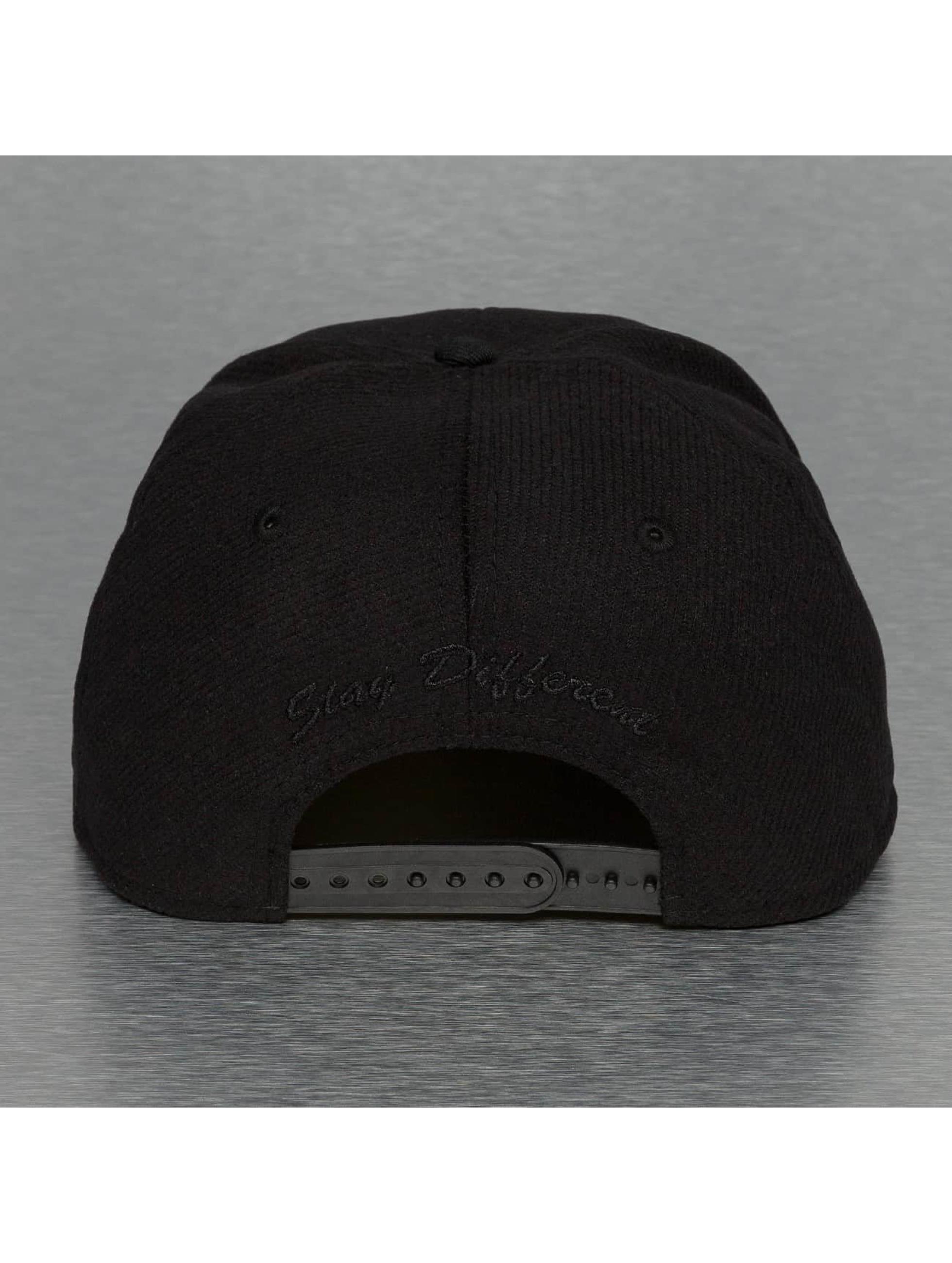 Iriedaily Snapback Cap Lug schwarz