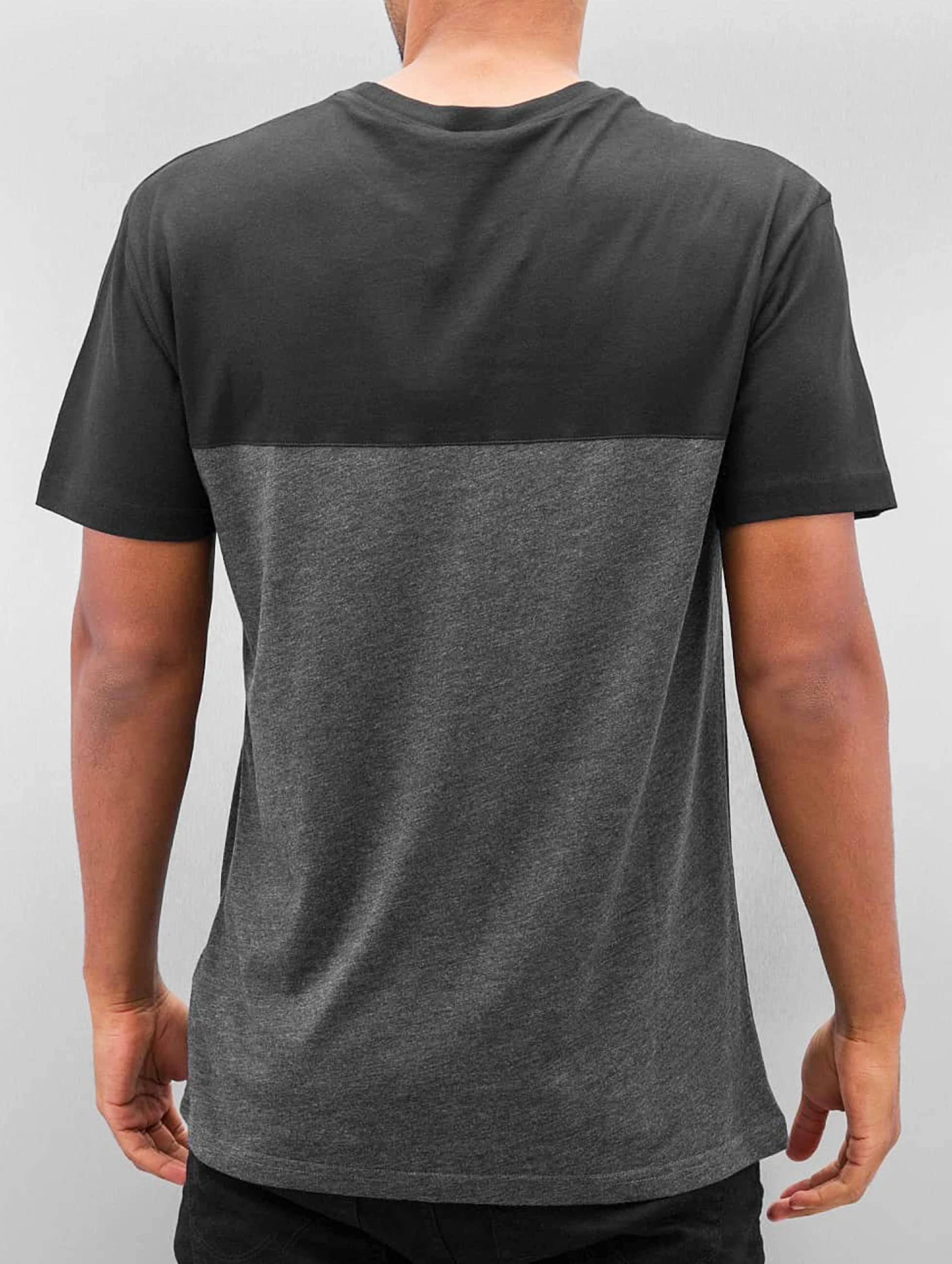 Iriedaily T-Shirt Block Pocket grau