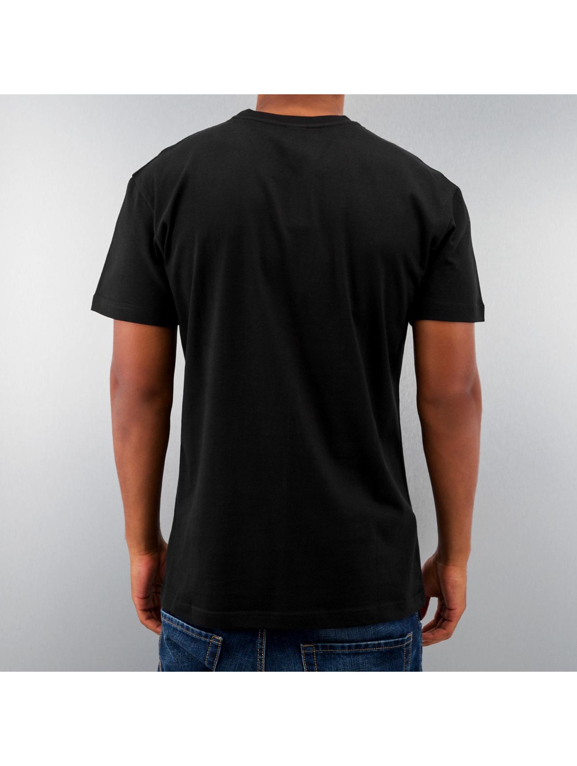 Iriedaily T-Shirt Daily Flag schwarz