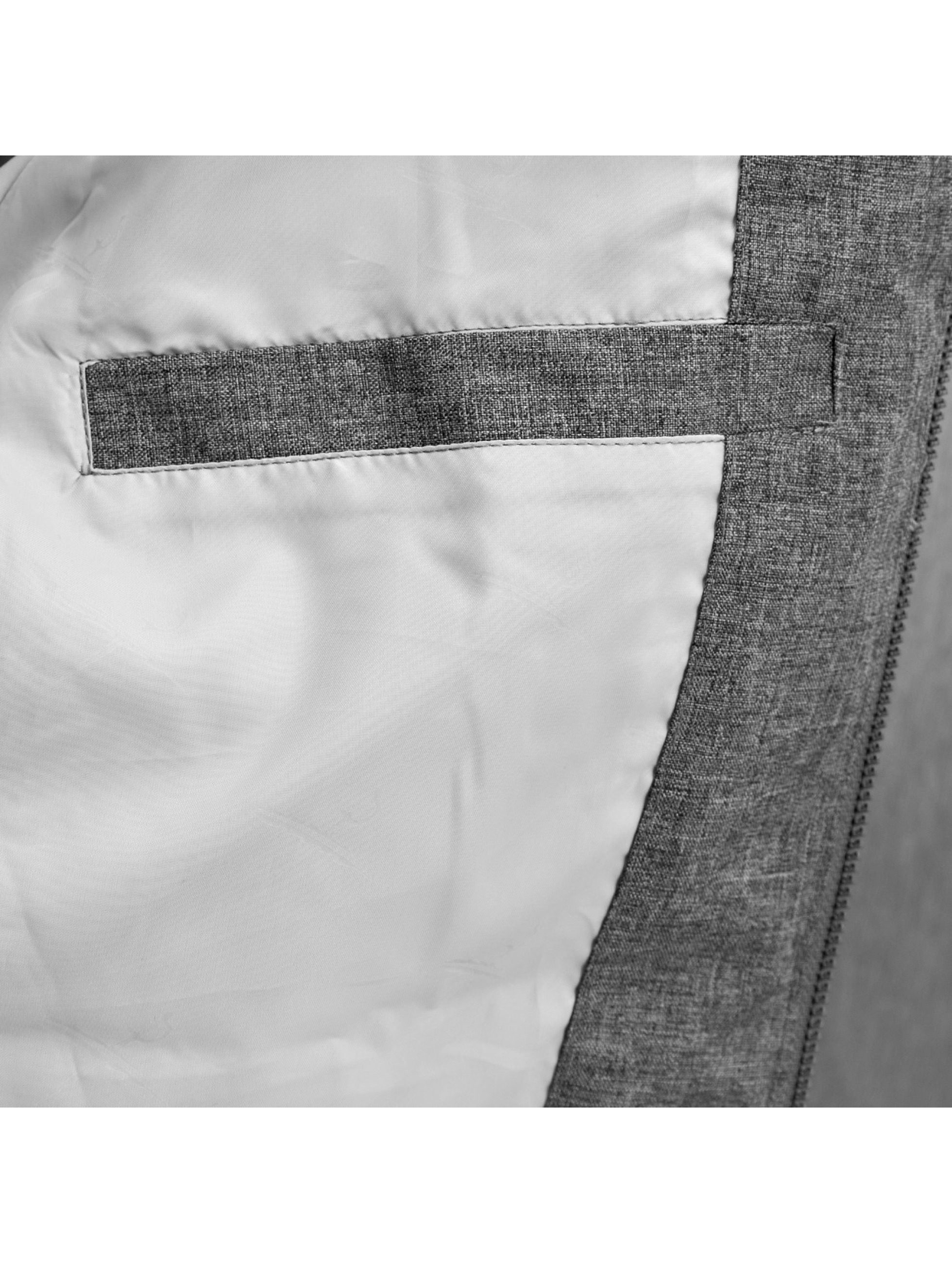 Iriedaily Übergangsjacke Flag Swing grau