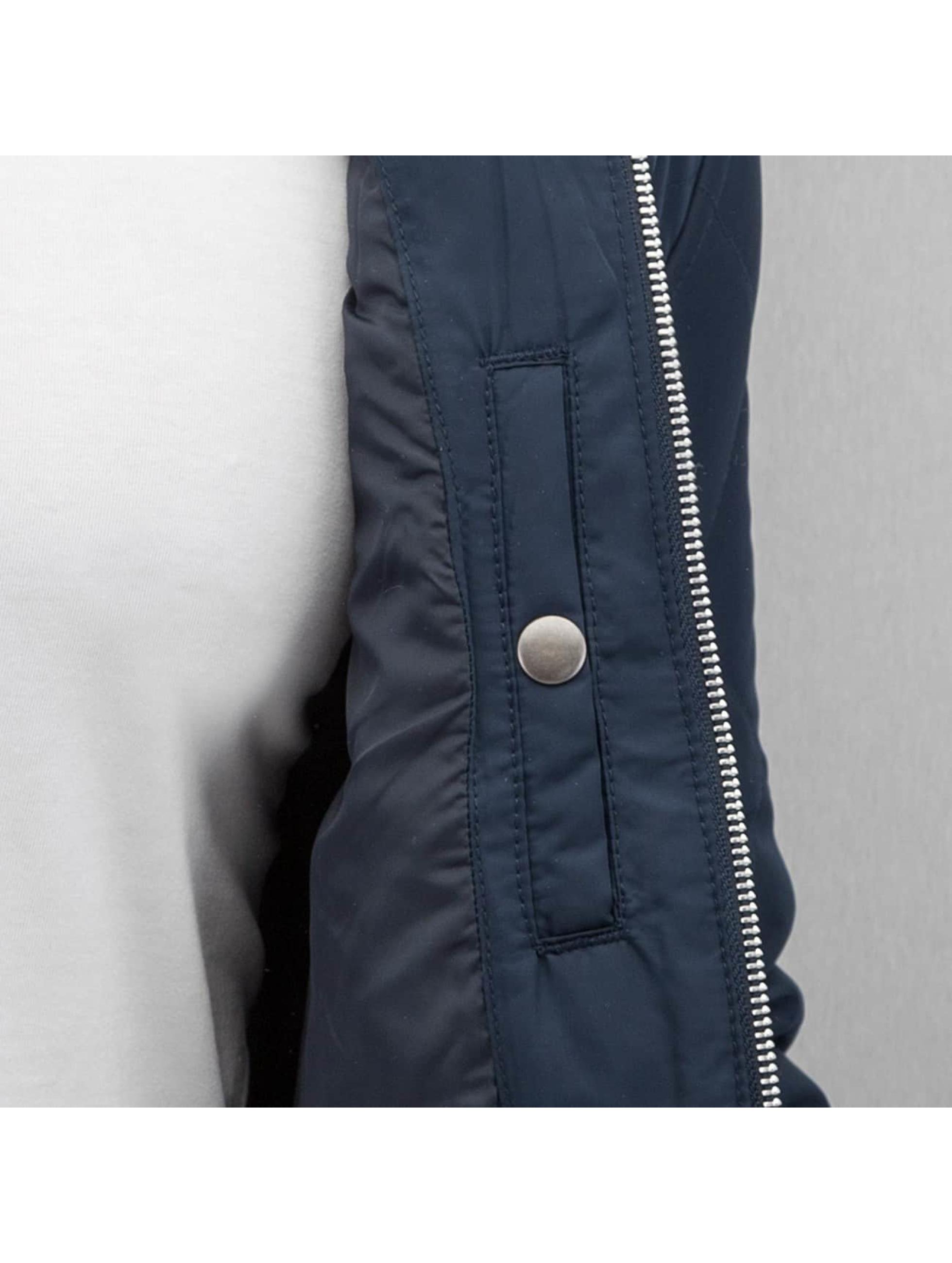 Jack & Jones Куртка-бомбардир jcoDiamond Bomber синий