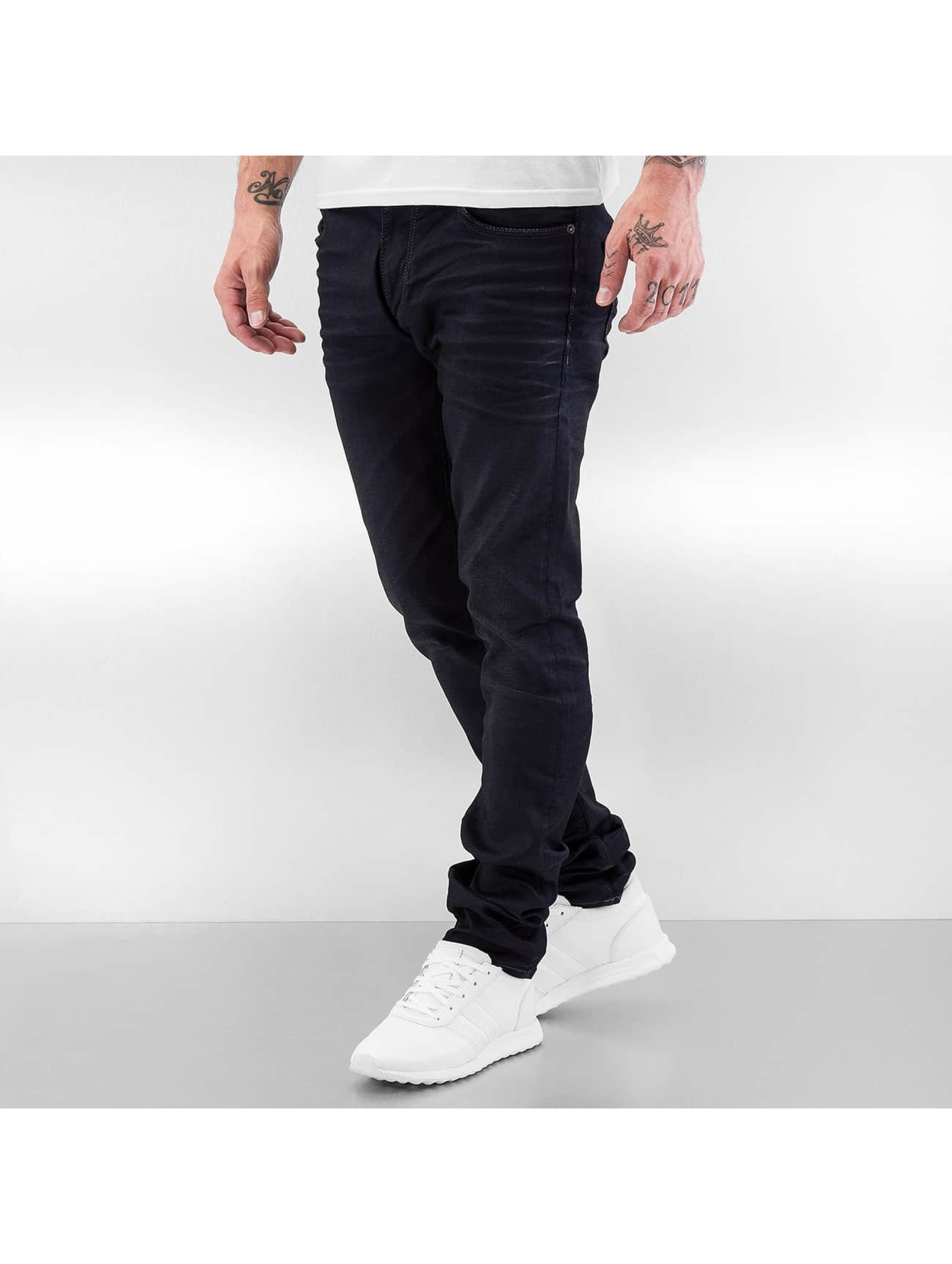 Jack & Jones Облегающие джинсы jjiTim jjOriginal синий