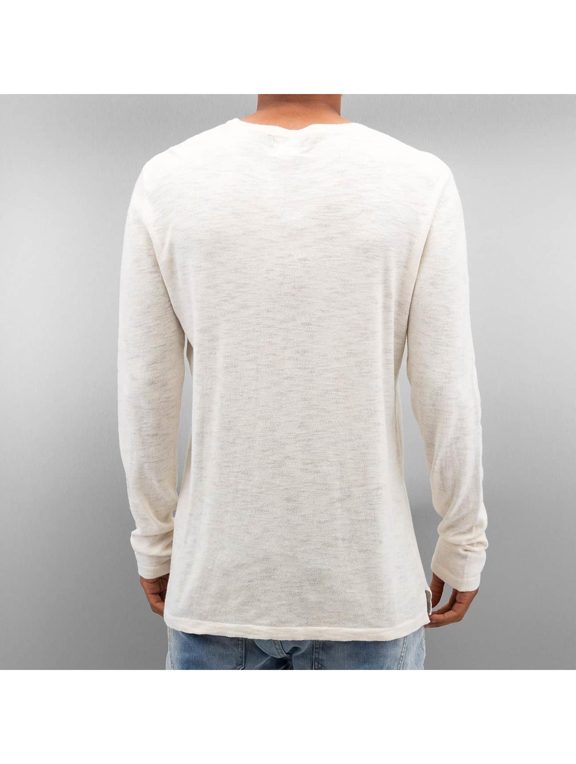 Jack & Jones Пуловер jorSlub белый