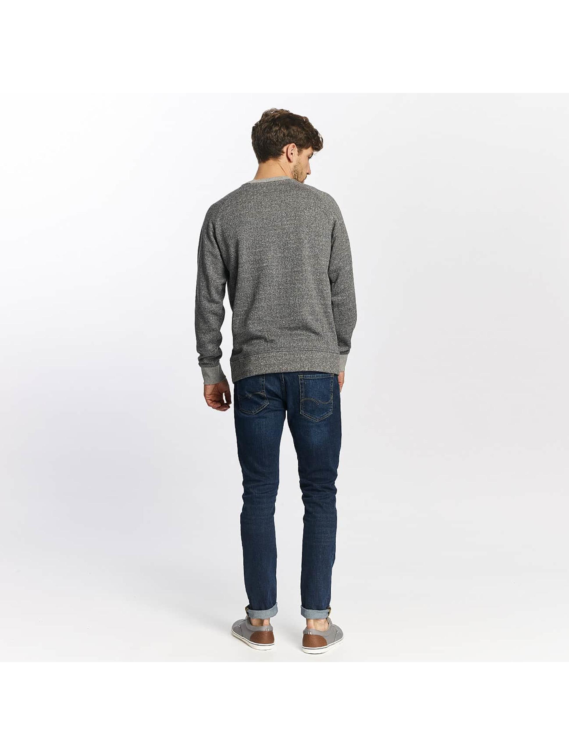 Jack & Jones Пуловер jcoWin серый