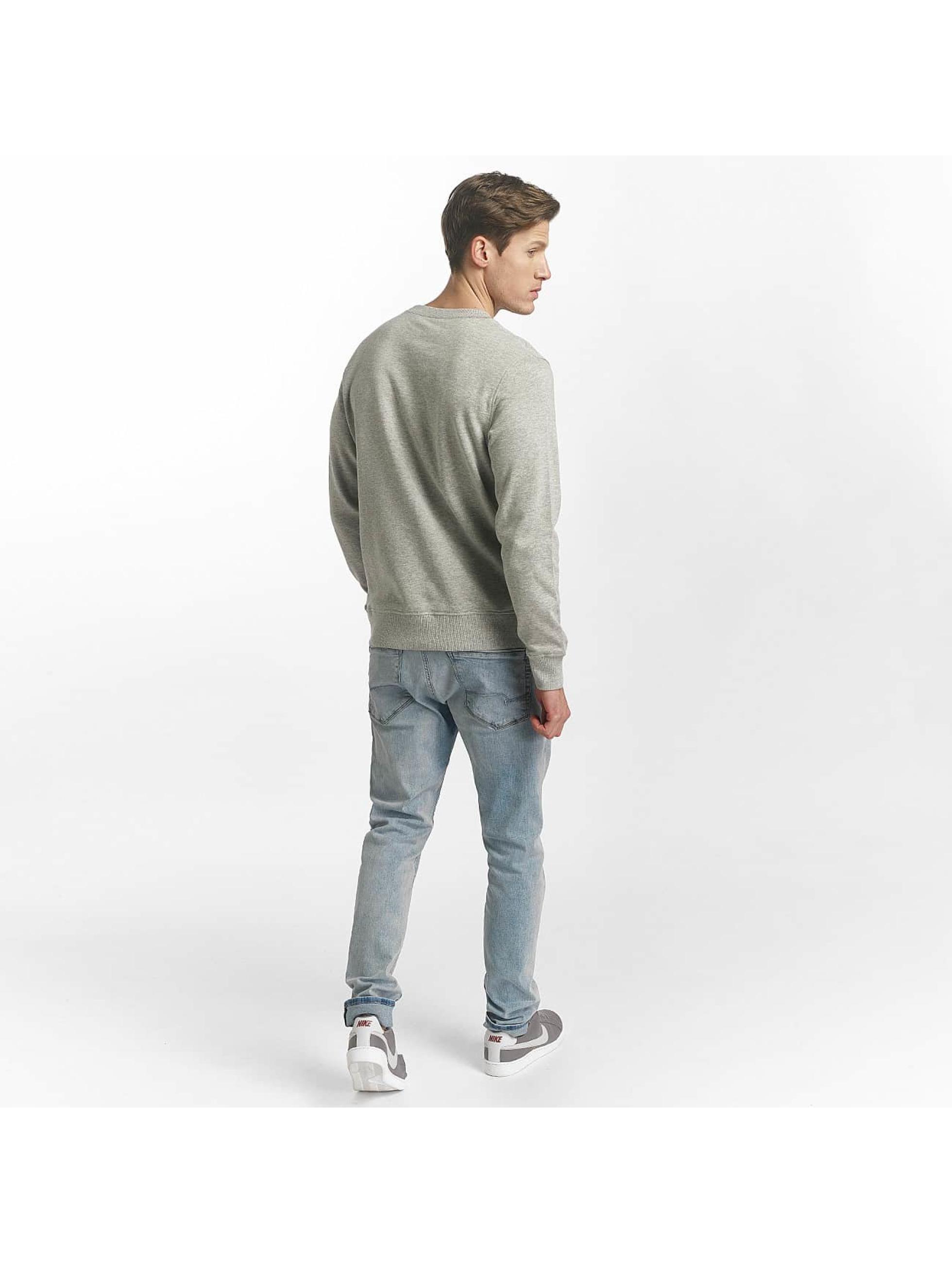 Jack & Jones Пуловер jcoMay серый