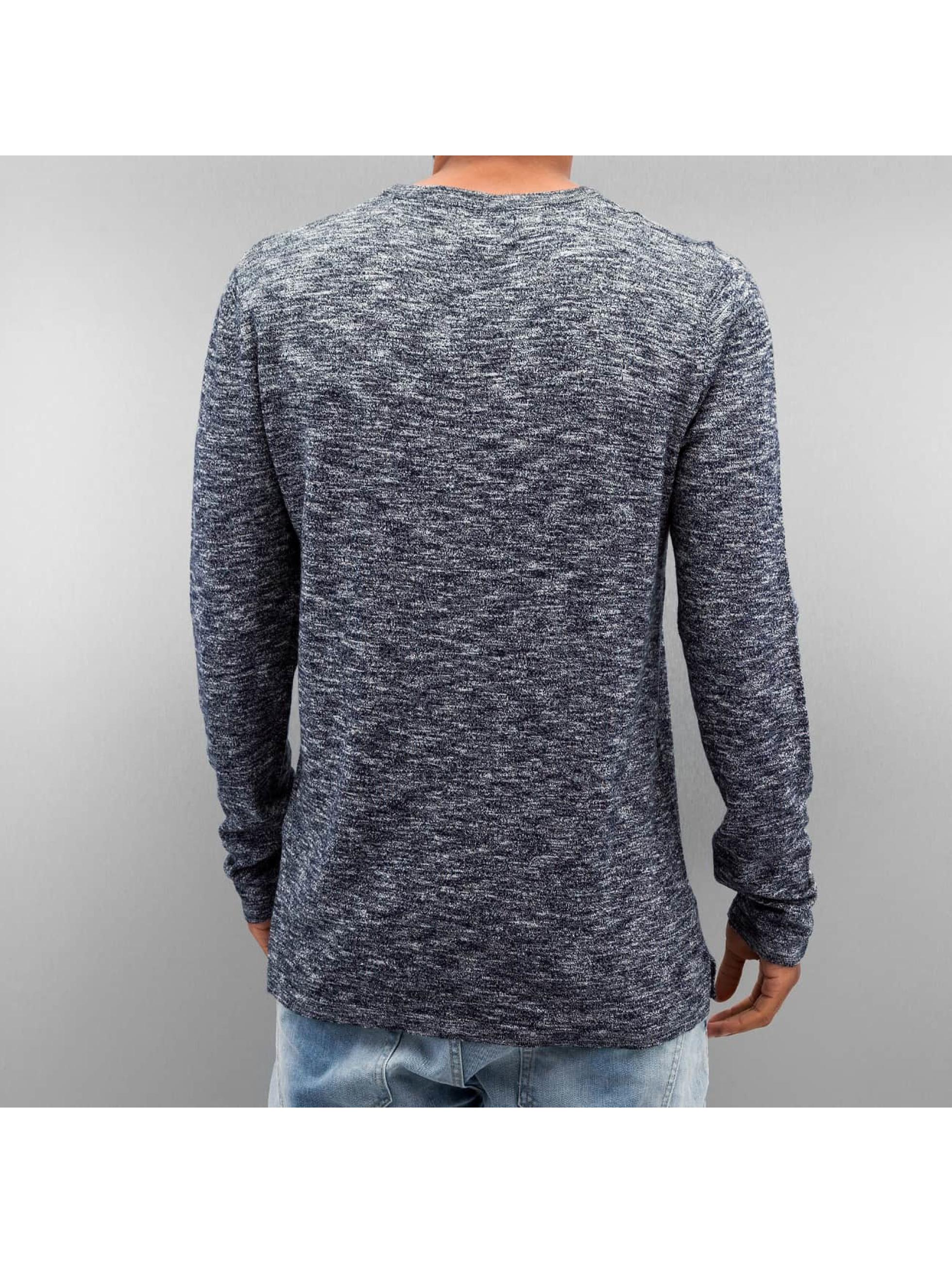 Jack & Jones Пуловер jorSlub синий