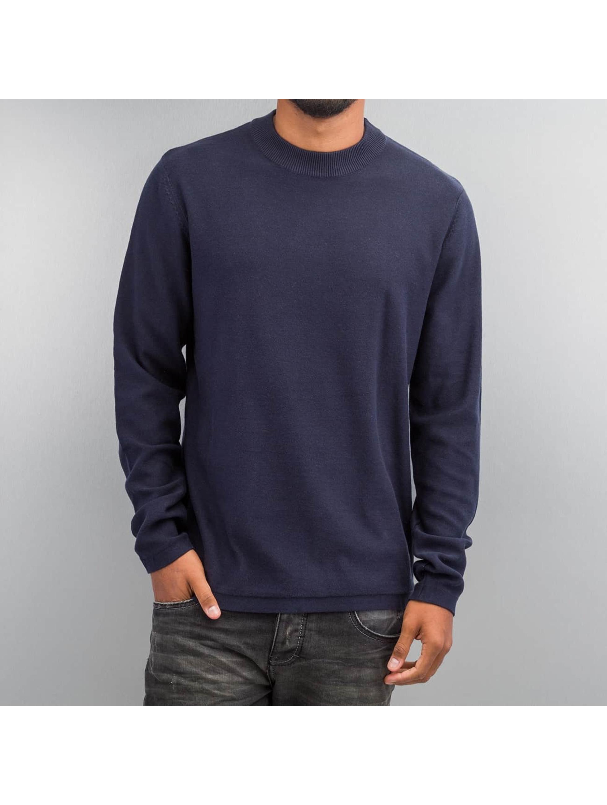Jack & Jones Пуловер jorAsbjorn синий