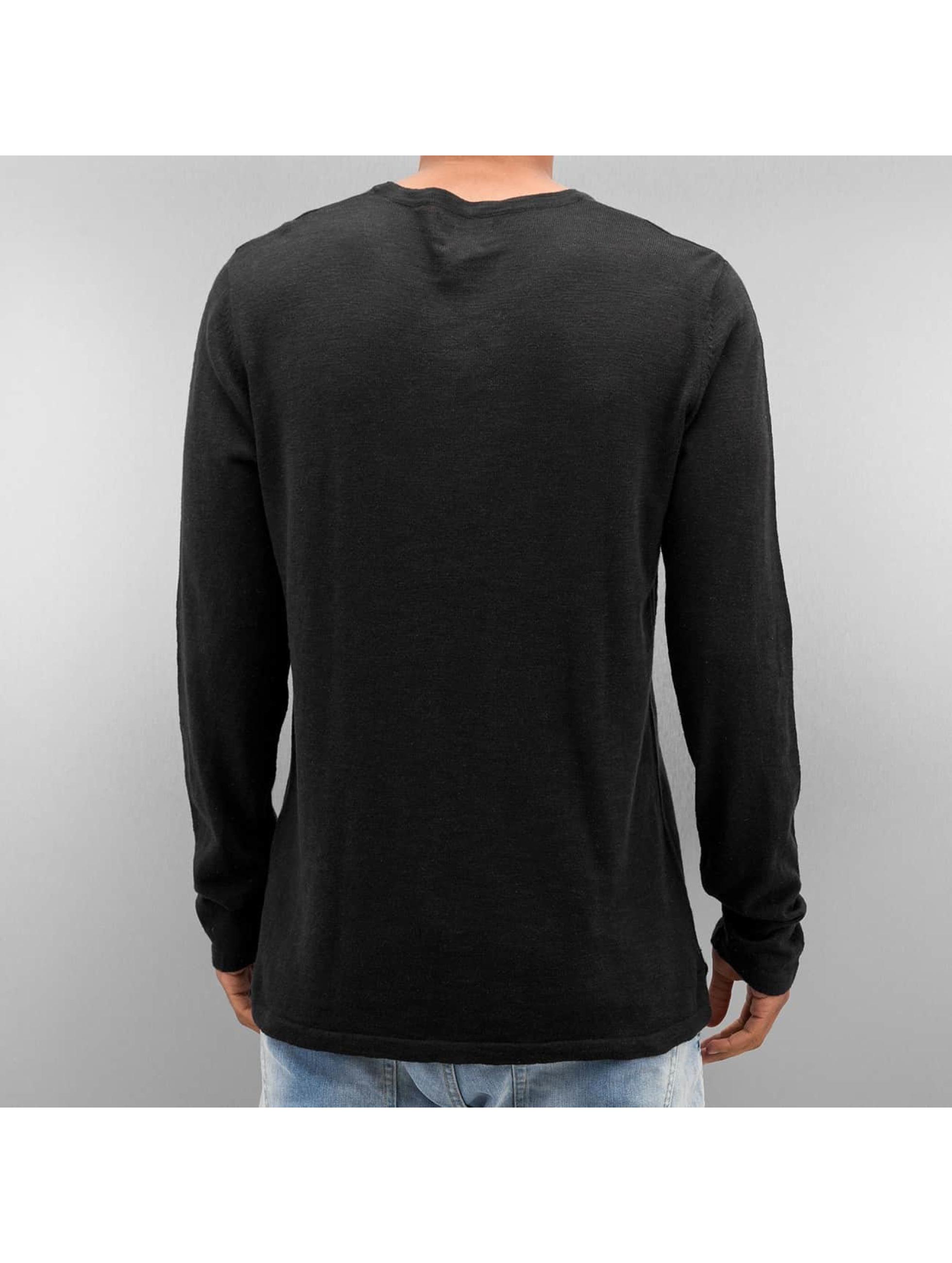 Jack & Jones Пуловер jorSlub черный