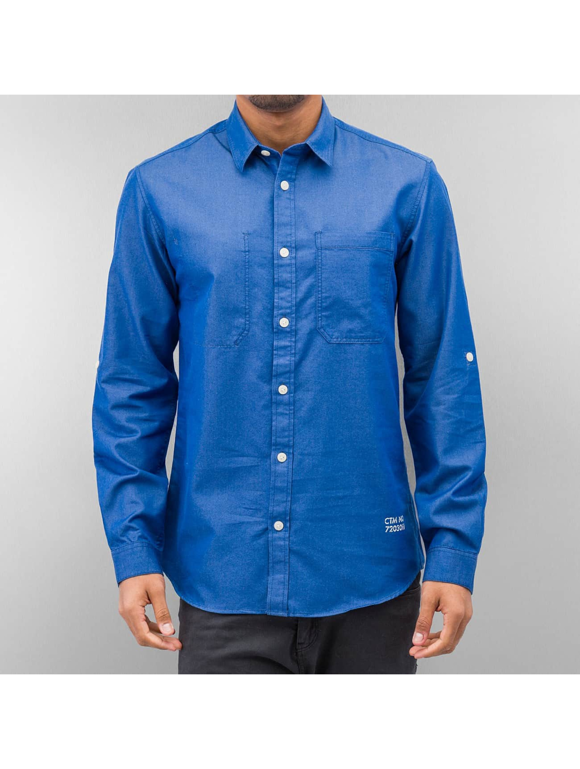 Jack & Jones Рубашка jjcoTayler синий