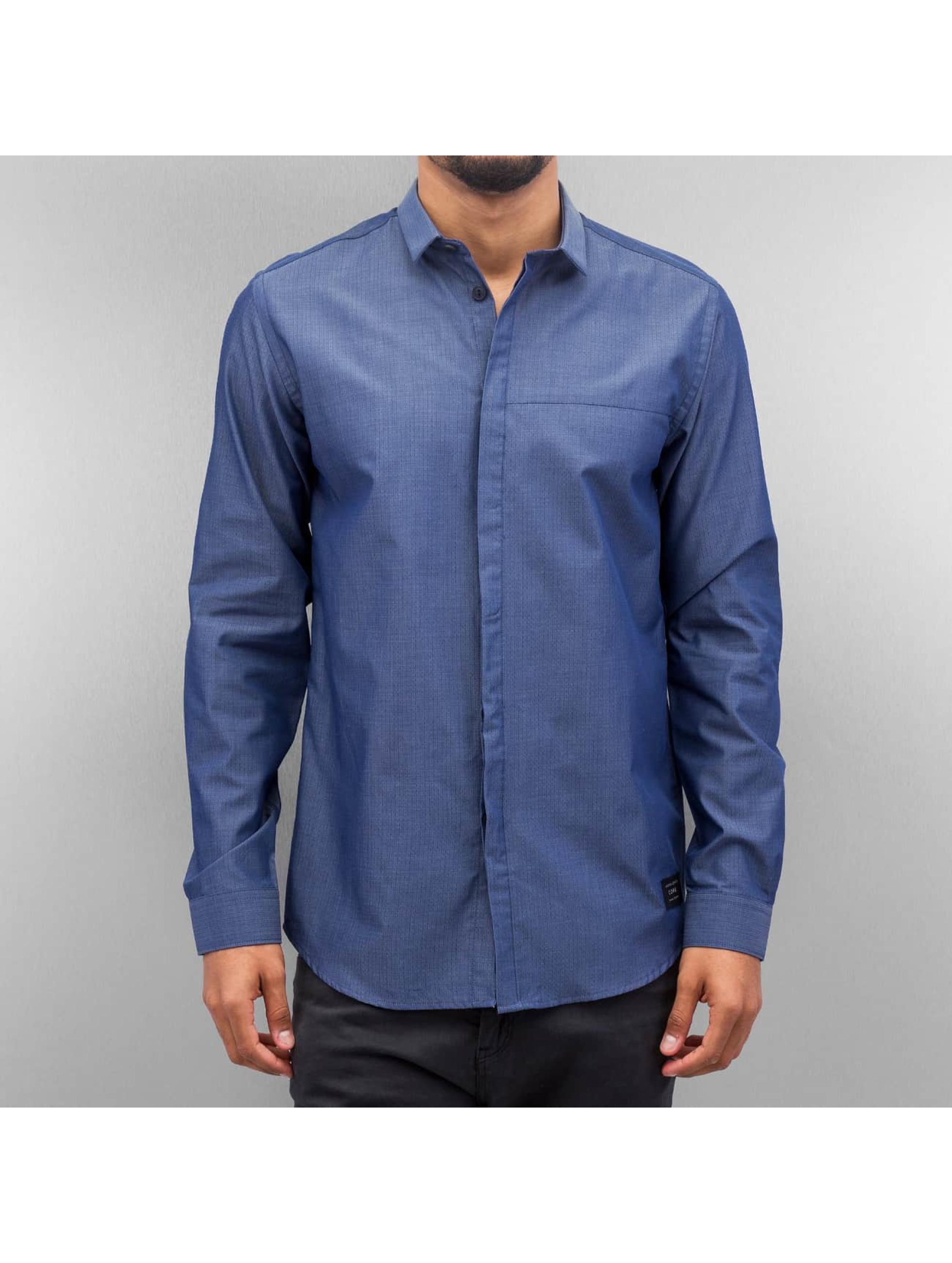 Jack & Jones Рубашка jcoDobby синий