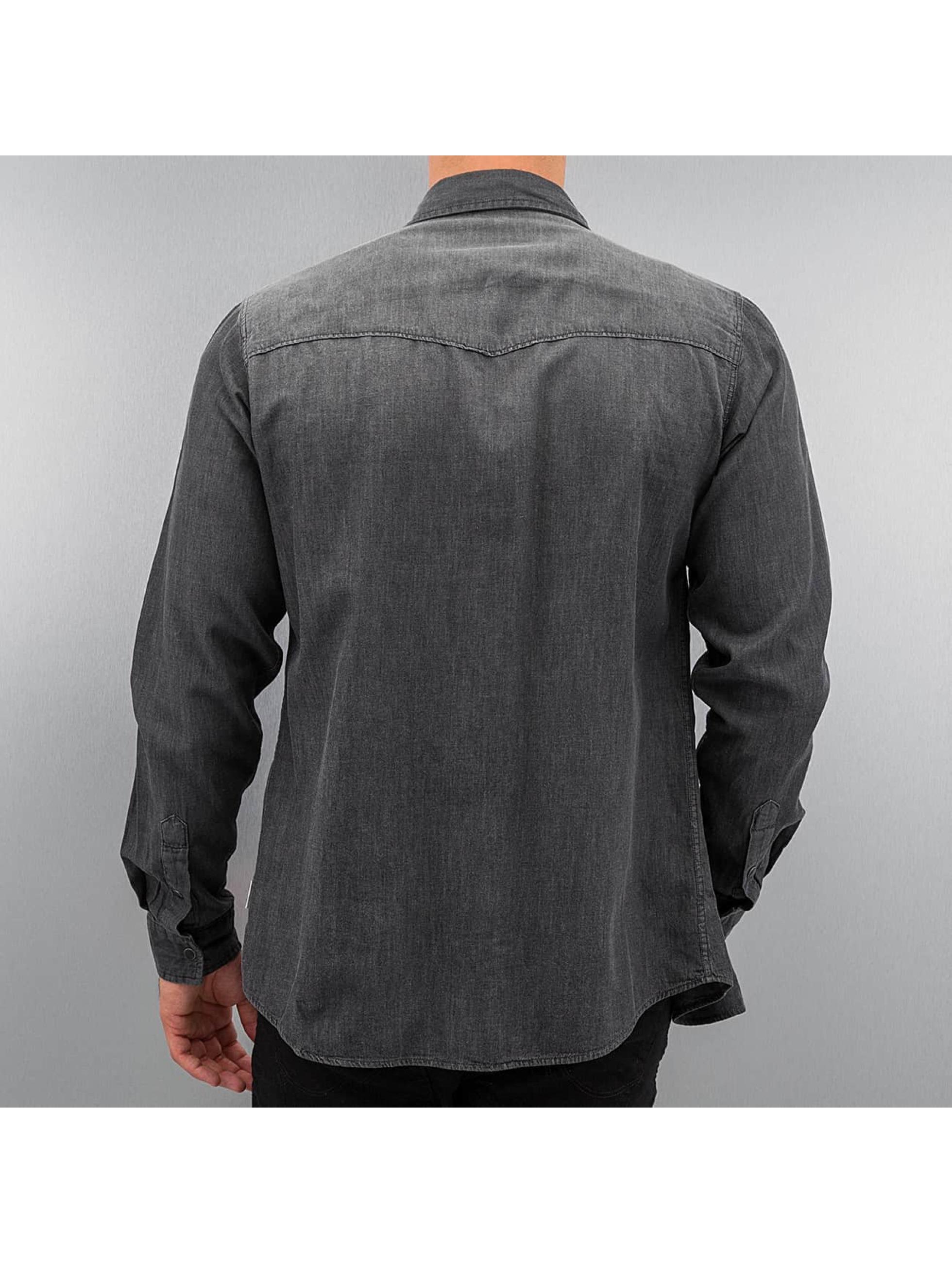 Jack & Jones Рубашка jorOne черный