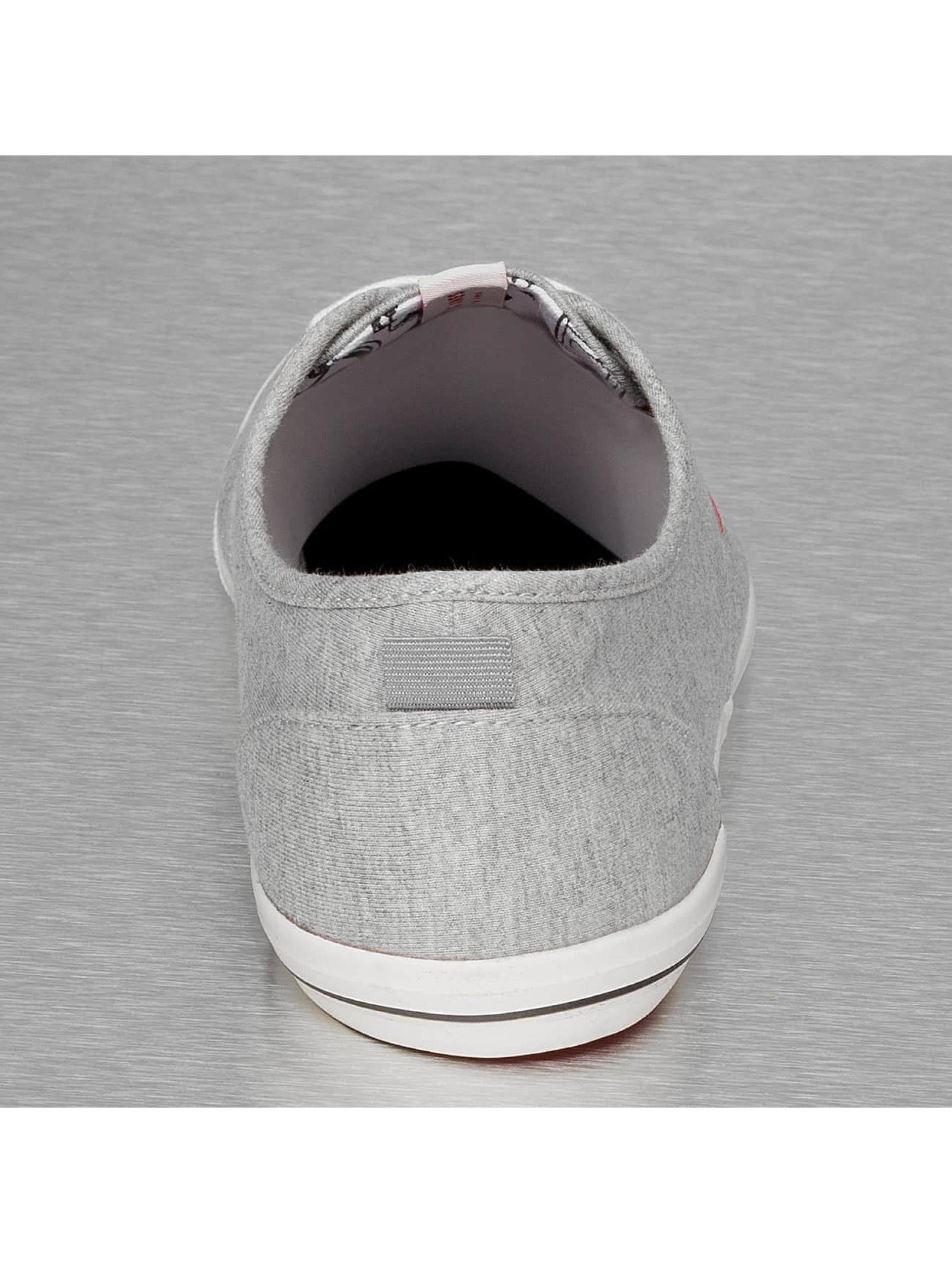 Jack & Jones Сникеры jjSpider Canvas серый