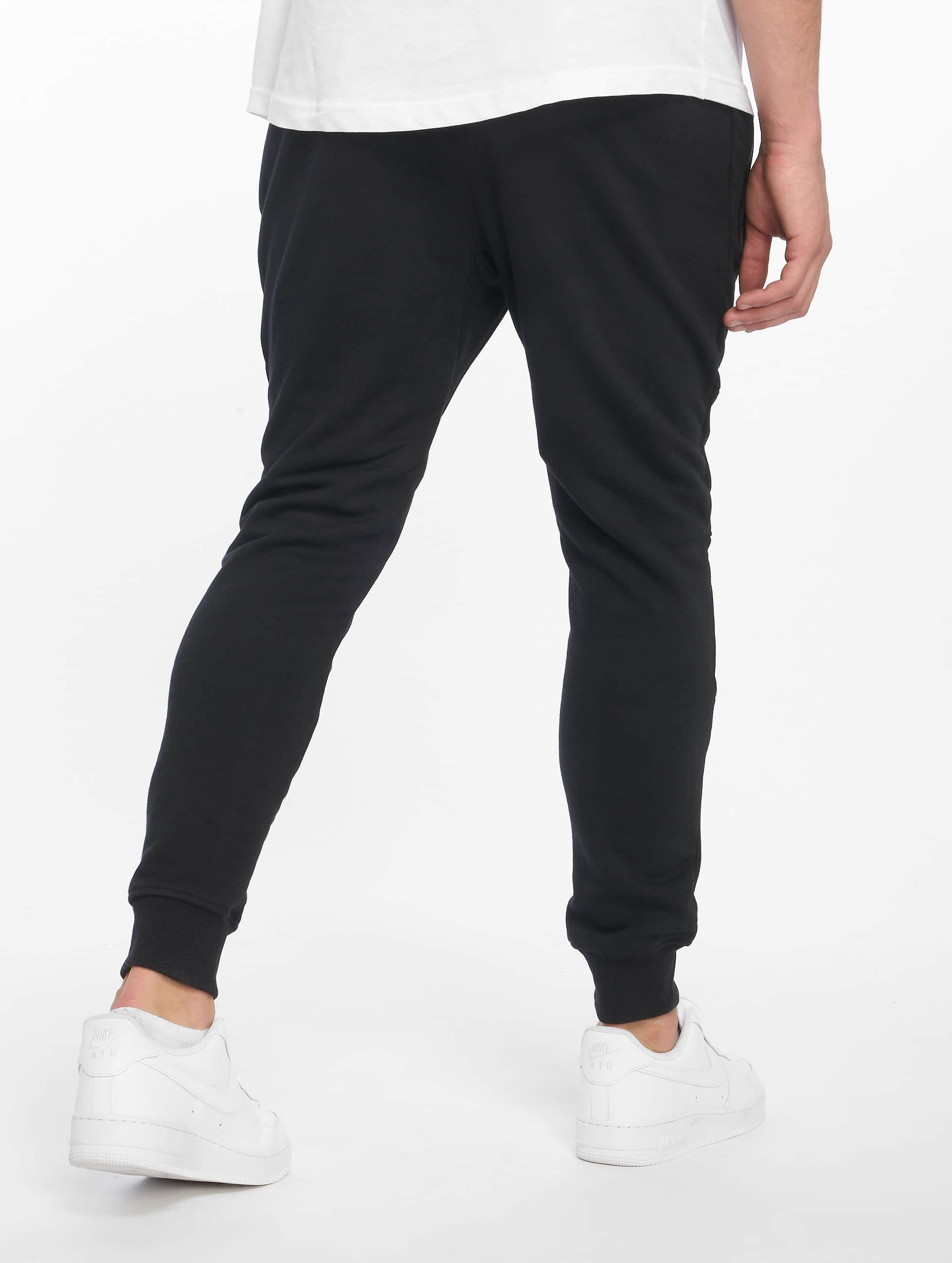 Jack & Jones Спортивные брюки jcoWill черный