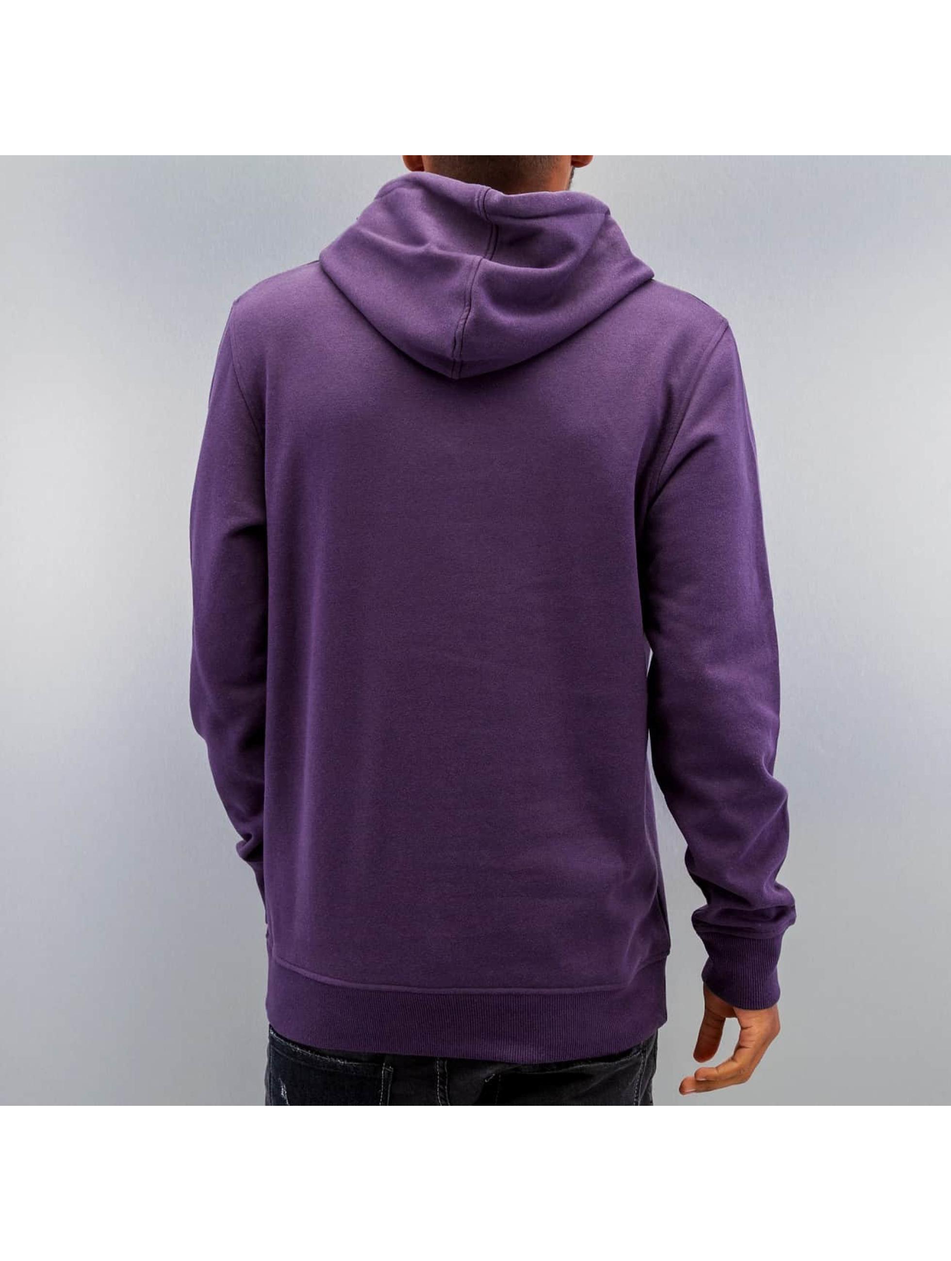 Jack & Jones Толстовка jcoEdwin пурпурный