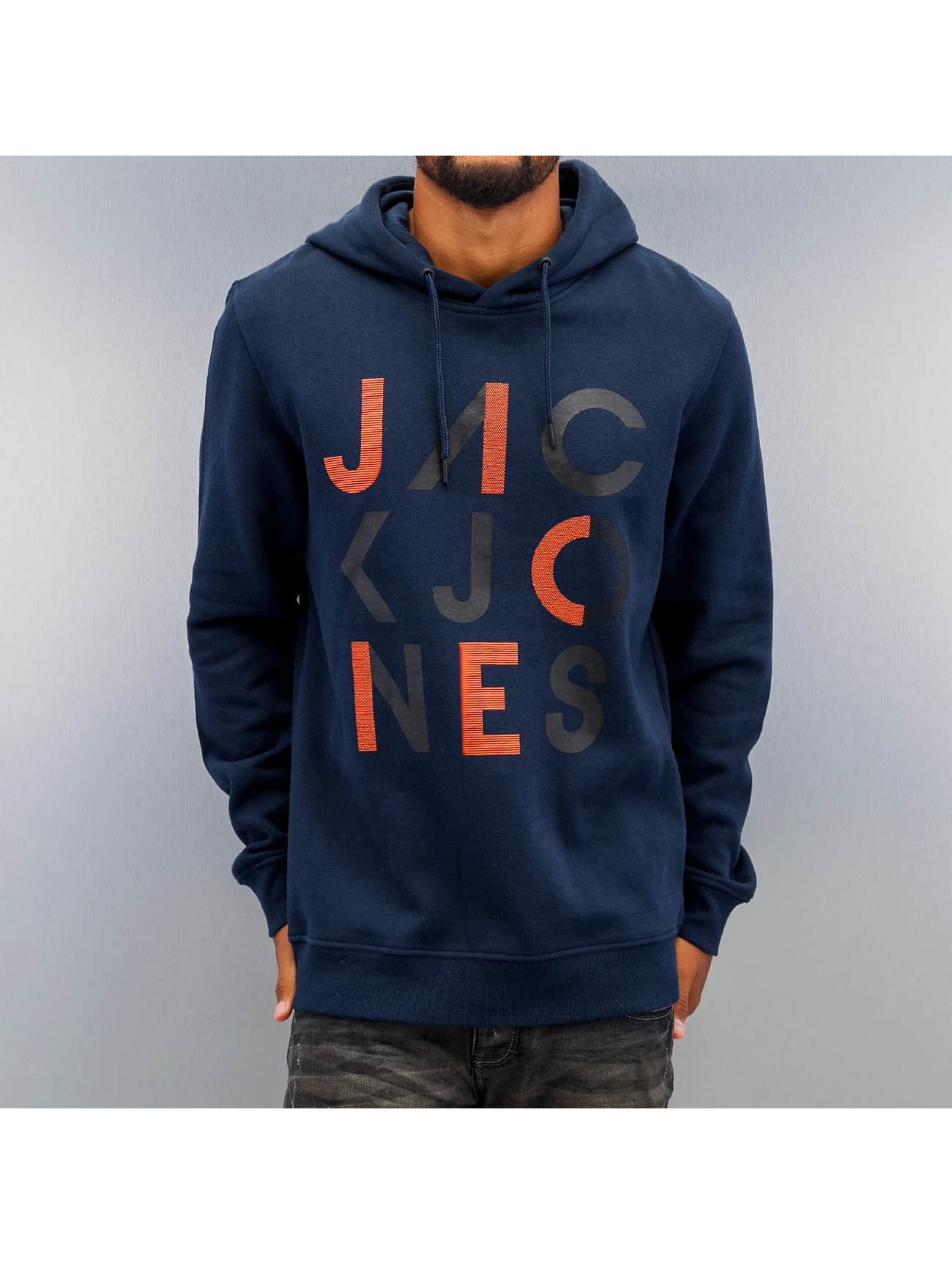 Jack & Jones Толстовка jcoEdwin Sweat синий