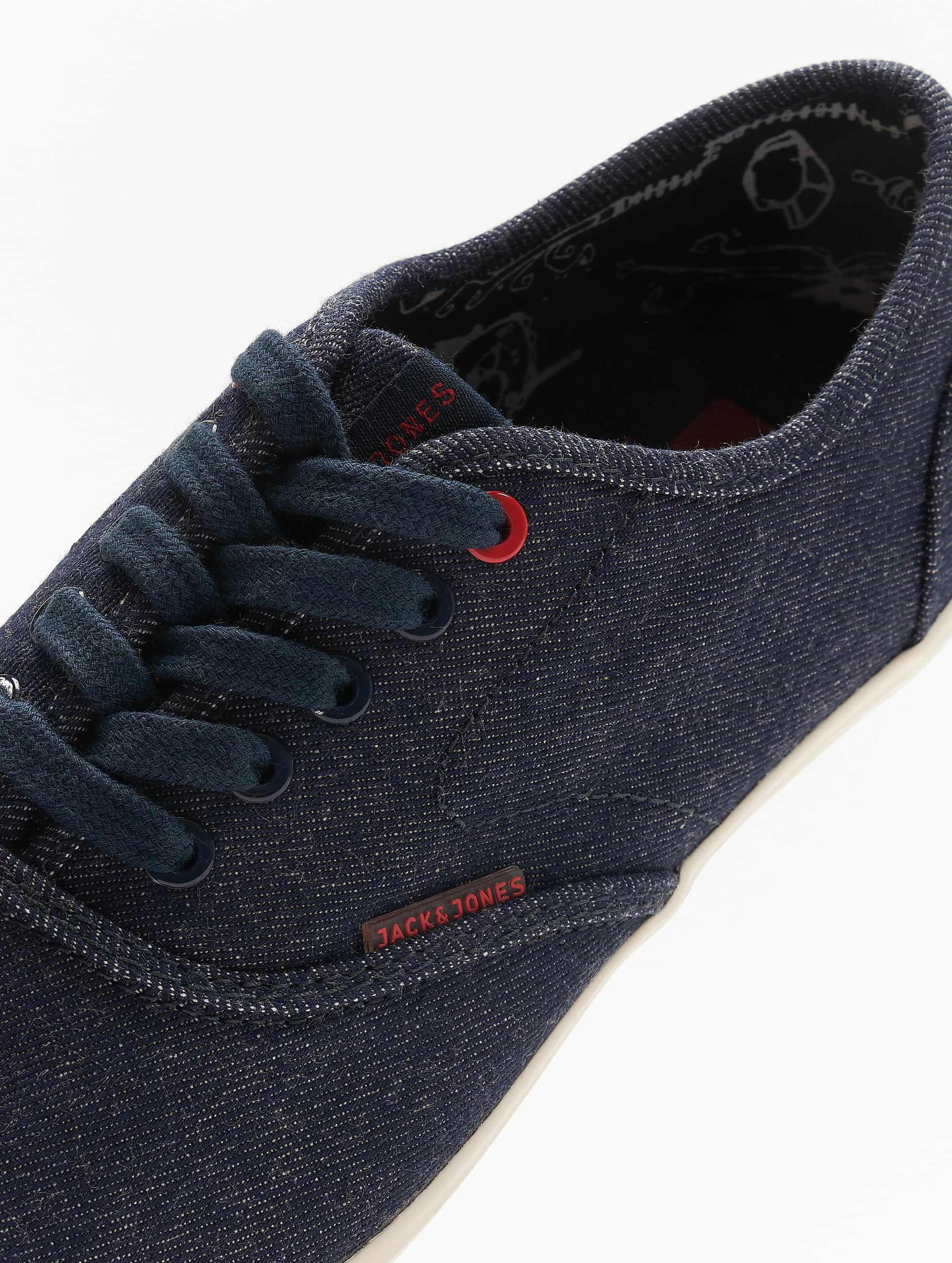 Jack & Jones Baskets jSpider Canvas bleu