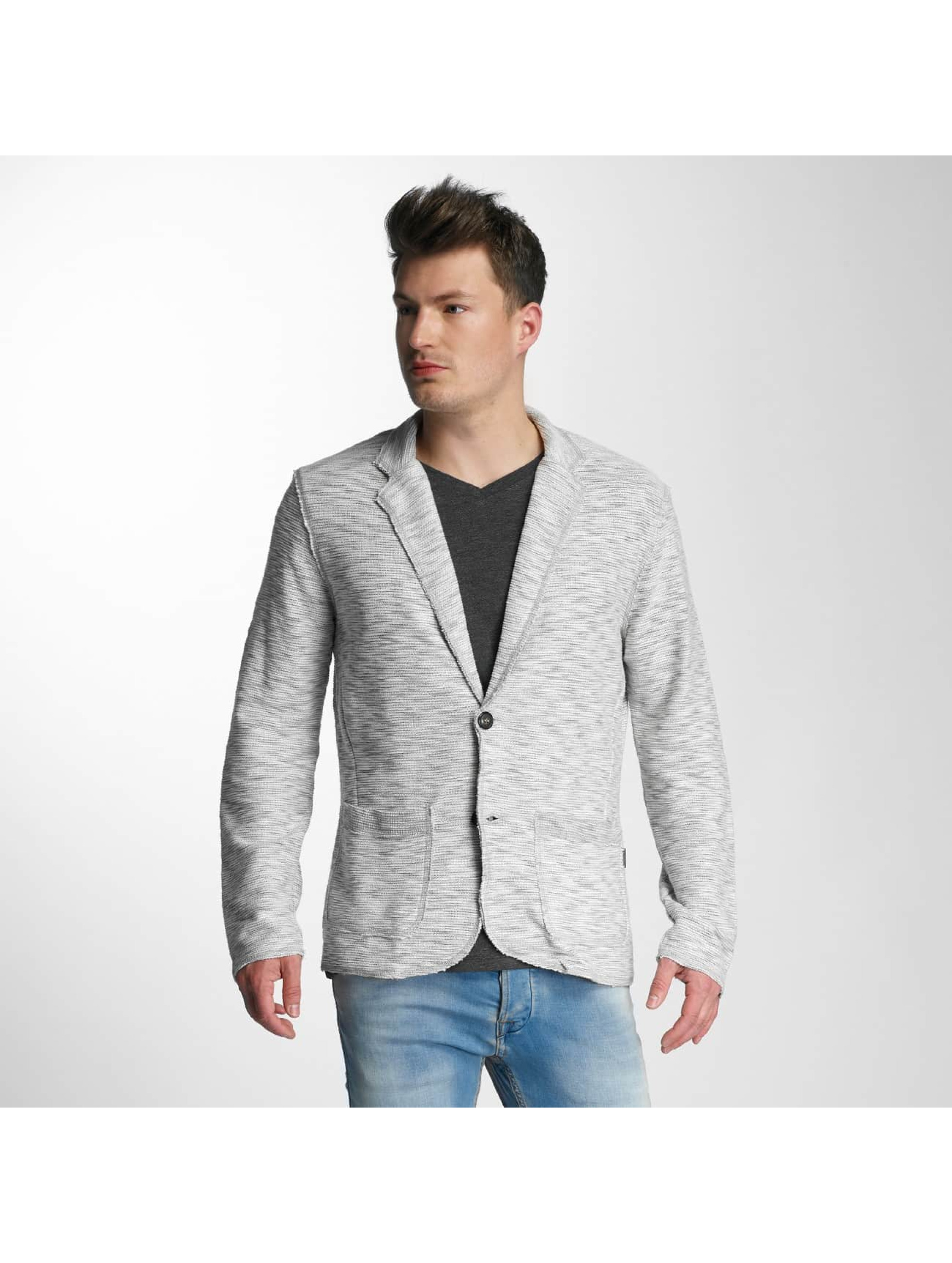 jack jones jorossie gris homme blazer femme jack jones acheter pas cher manteau veste 314455. Black Bedroom Furniture Sets. Home Design Ideas