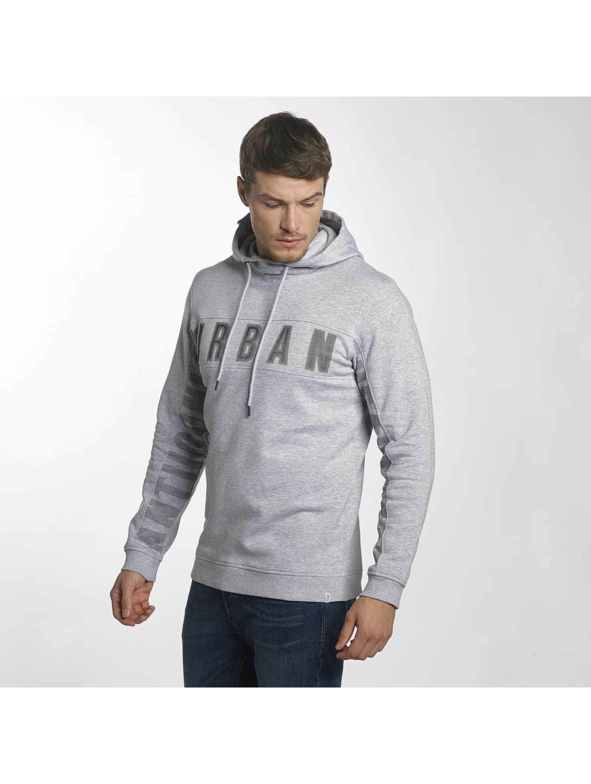 Jack & Jones Bluzy z kapturem jcoTorin szary