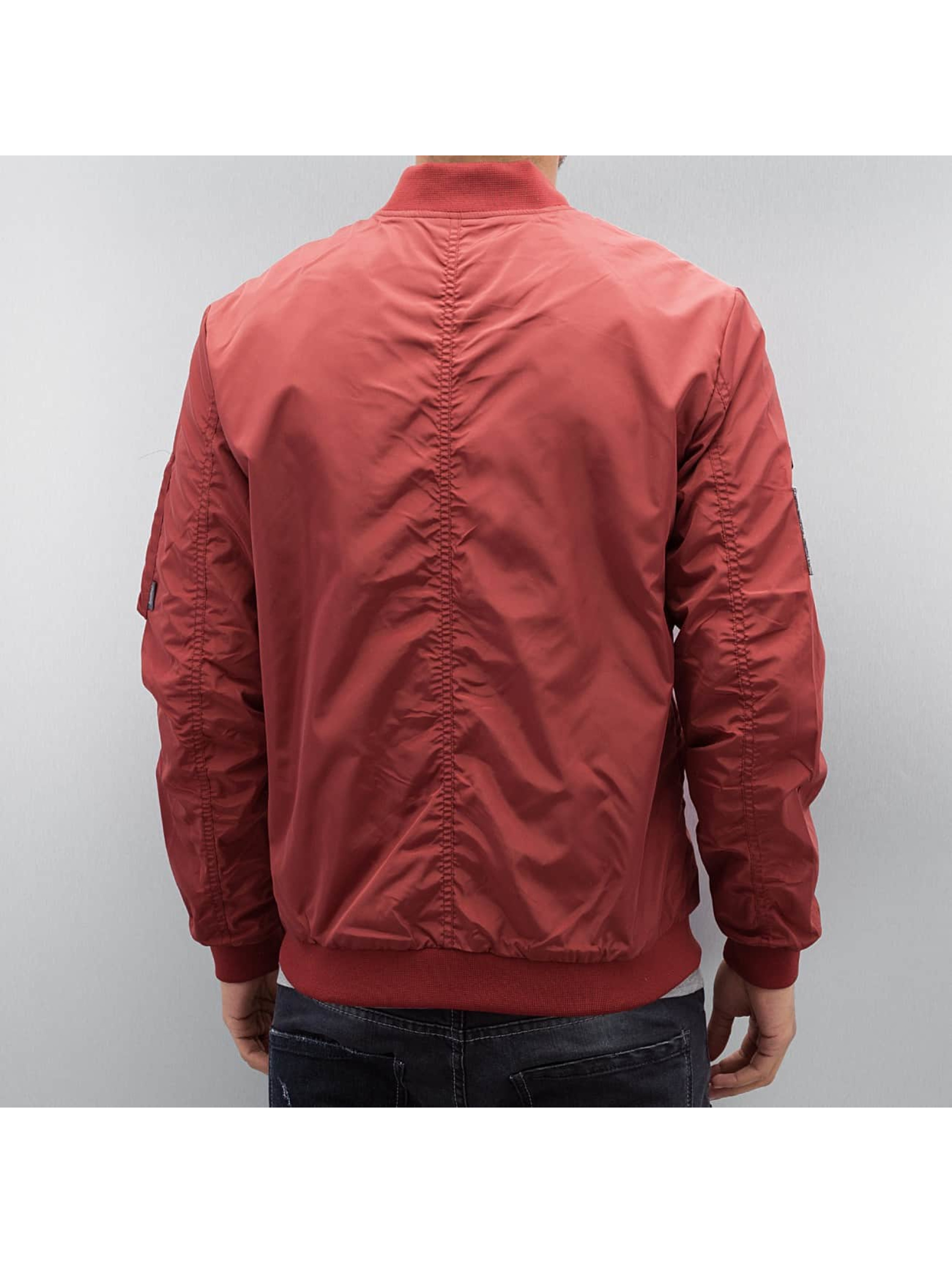 Jack & Jones Bomber jacket jorPowell red
