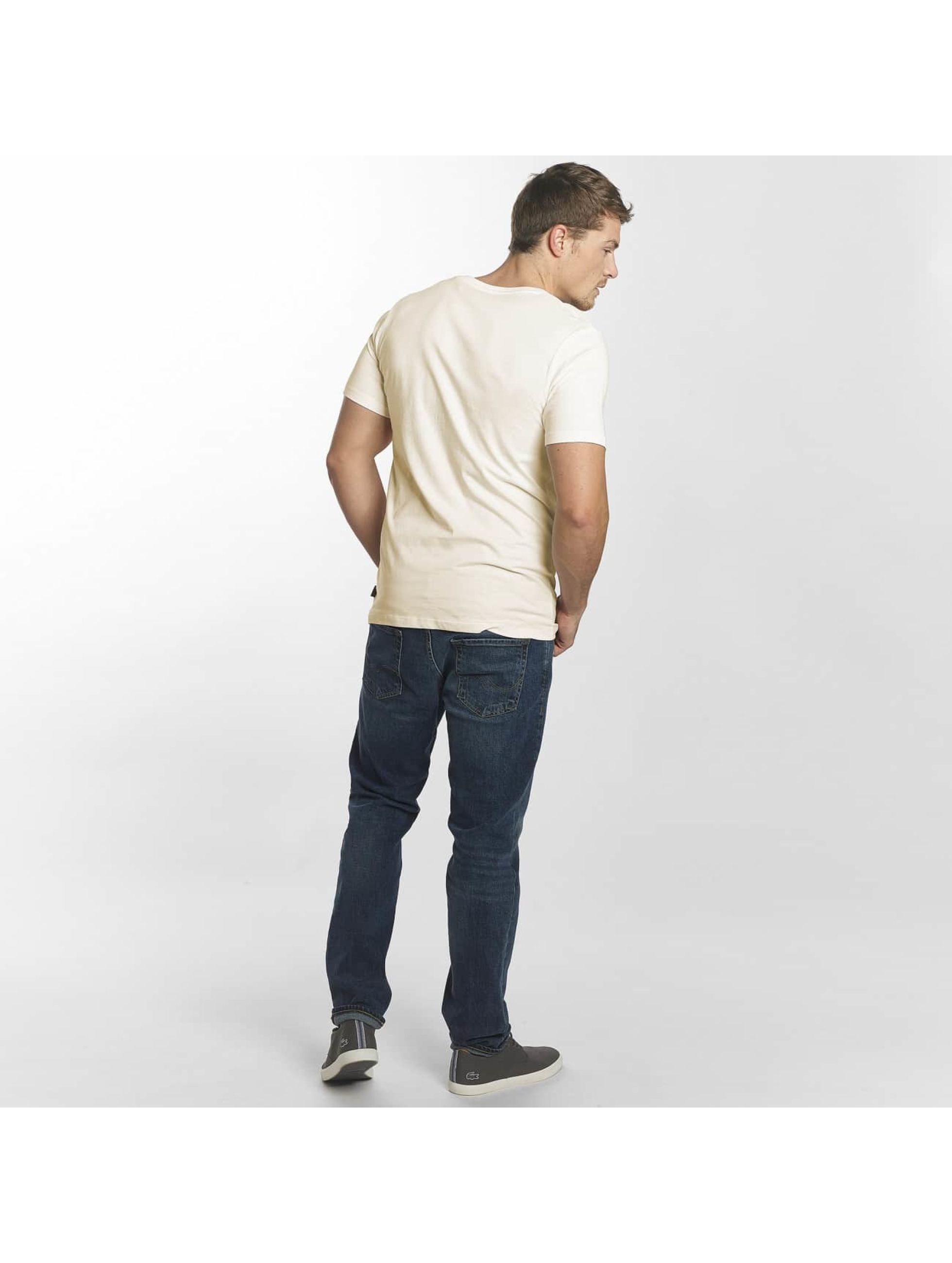 Jack & Jones Camiseta jorHearty blanco