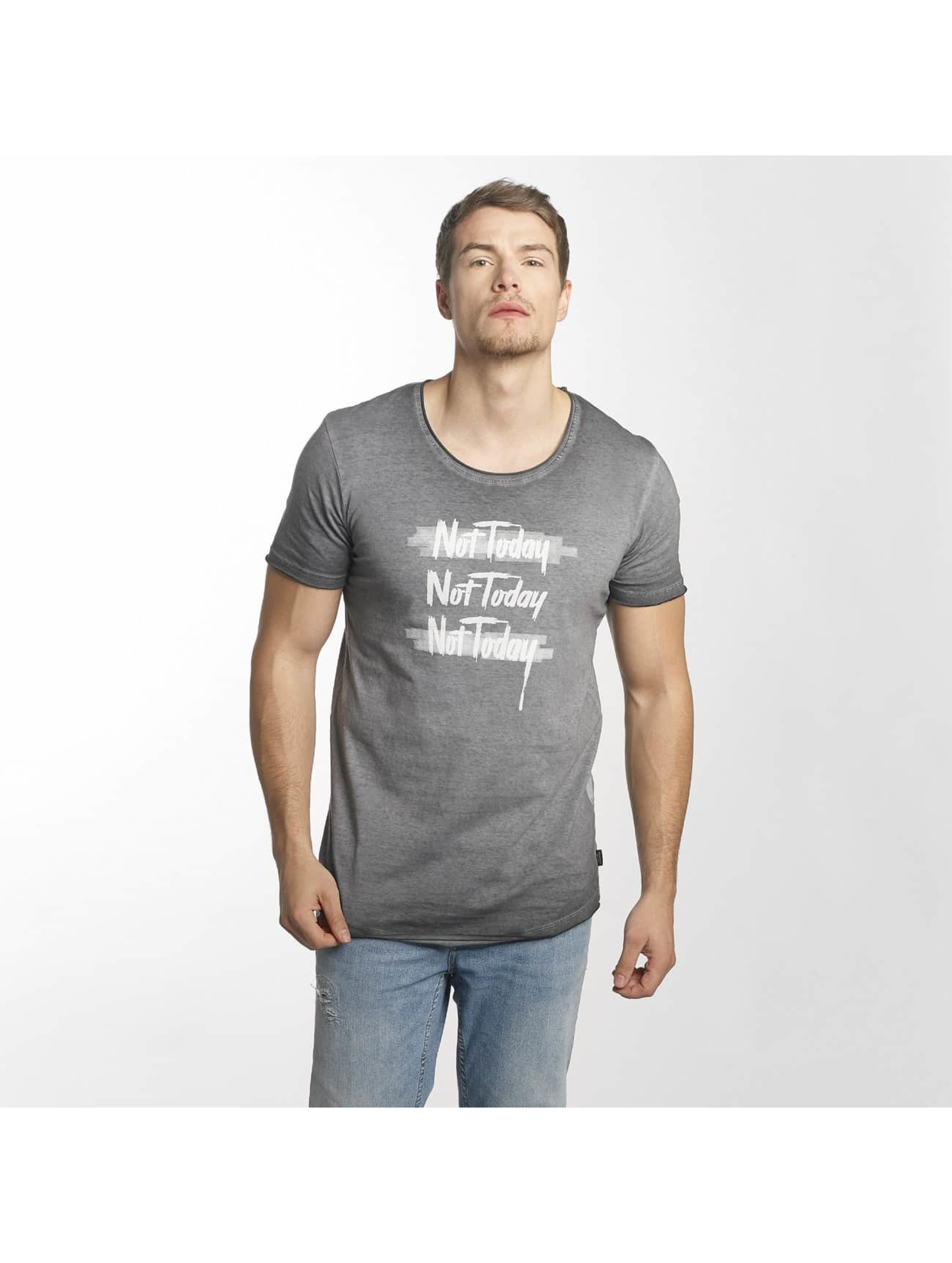 Jack & Jones Camiseta jorDrapper gris