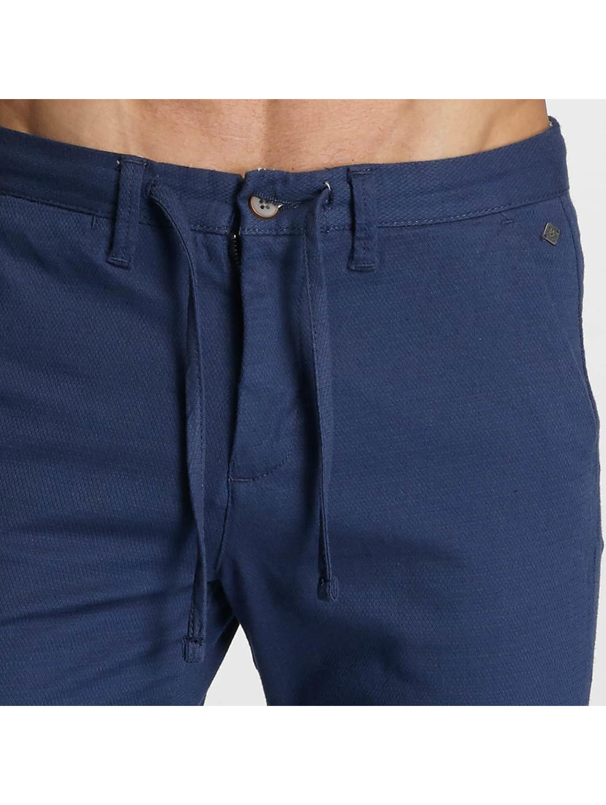 Jack & Jones Cargo Nohavice jjiMarco jjCuba modrá